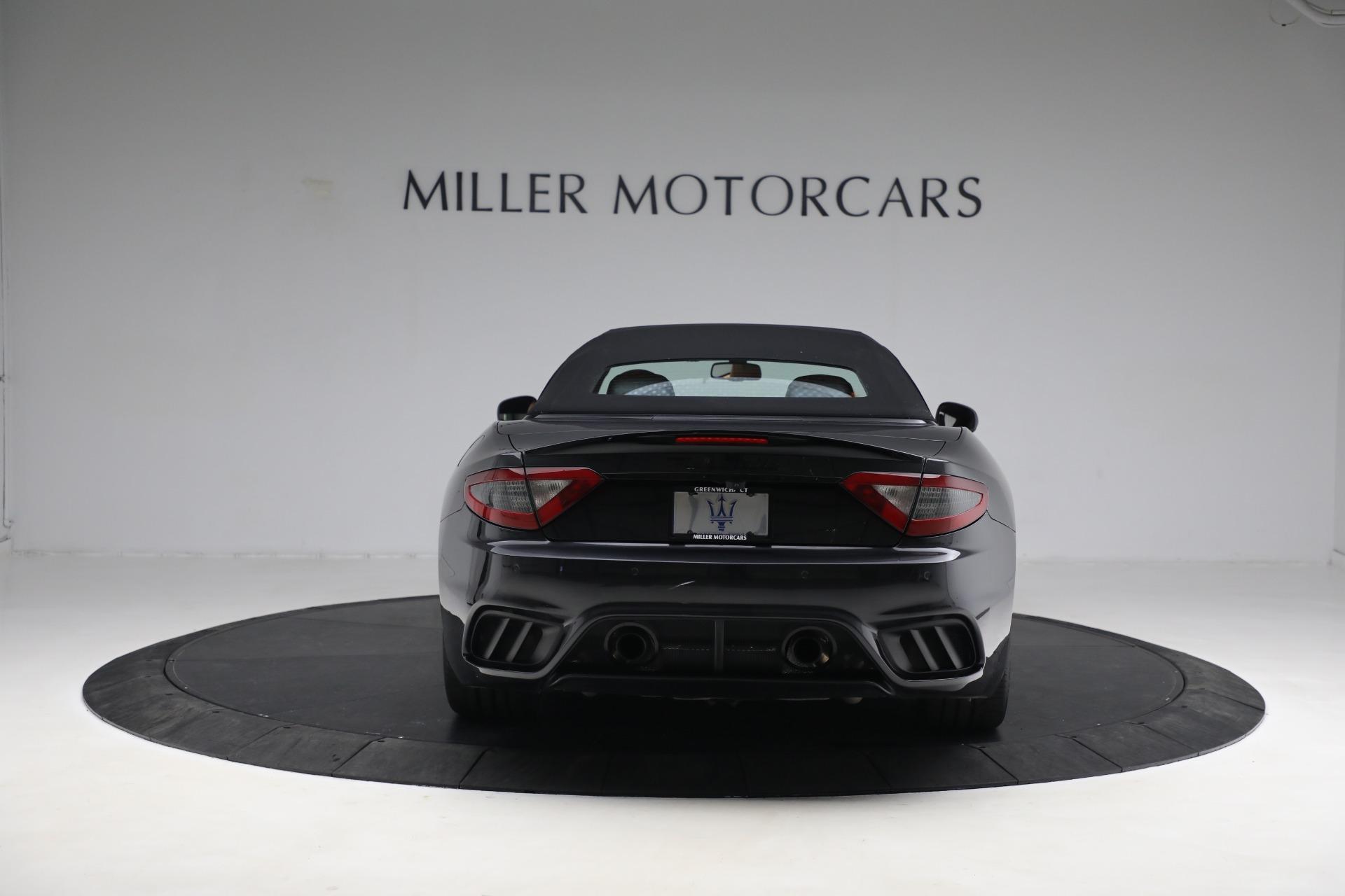 New 2019 Maserati GranTurismo MC Convertible For Sale 178745 In Greenwich, CT