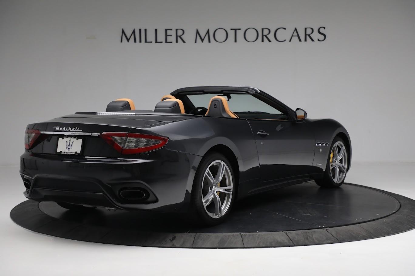 New 2019 Maserati GranTurismo Sport Convertible For Sale 164075 In Greenwich, CT