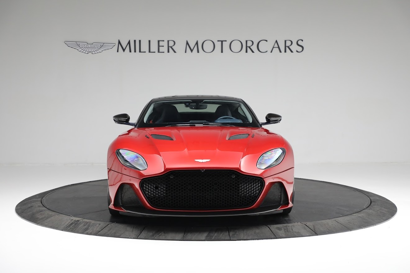 Used 2019 Aston Martin DBS Superleggera For Sale 0 In Greenwich, CT