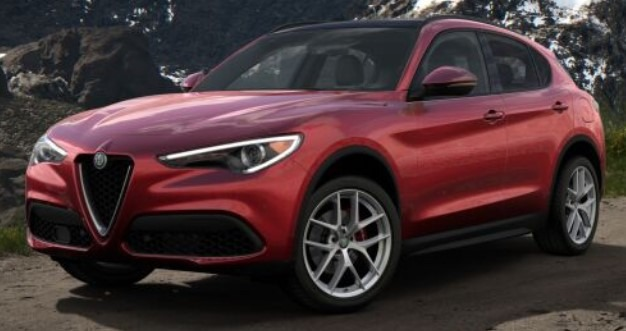 New 2019 Alfa Romeo Stelvio Ti Sport Q4 For Sale 56290 In Greenwich, CT