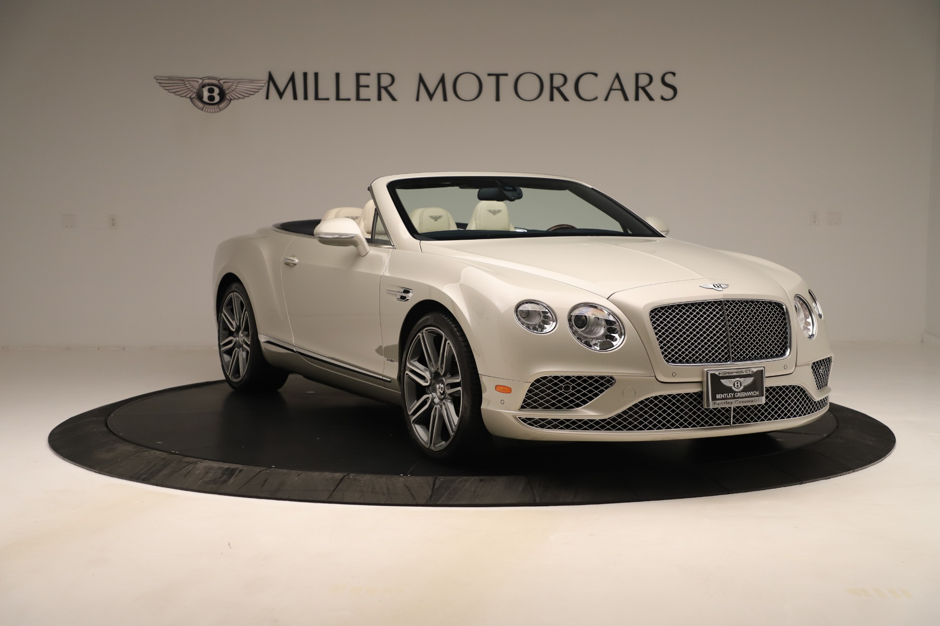 Used 2016 Bentley Continental GT W12 For Sale 260225 In Greenwich, CT