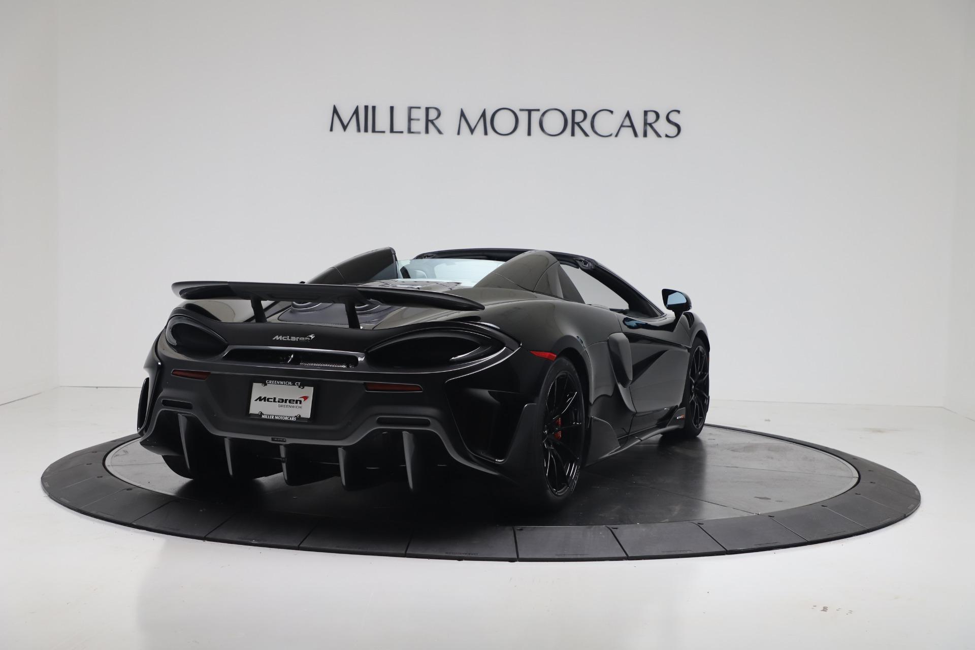 New 2020 McLaren 600LT Convertible For Sale 289020 In Greenwich, CT