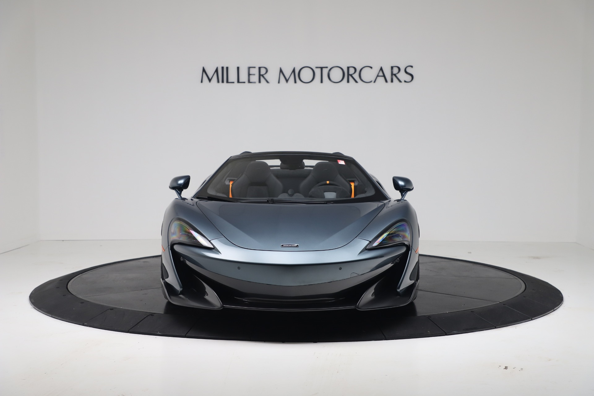New 2020 McLaren 600LT Convertible For Sale 295940 In Greenwich, CT