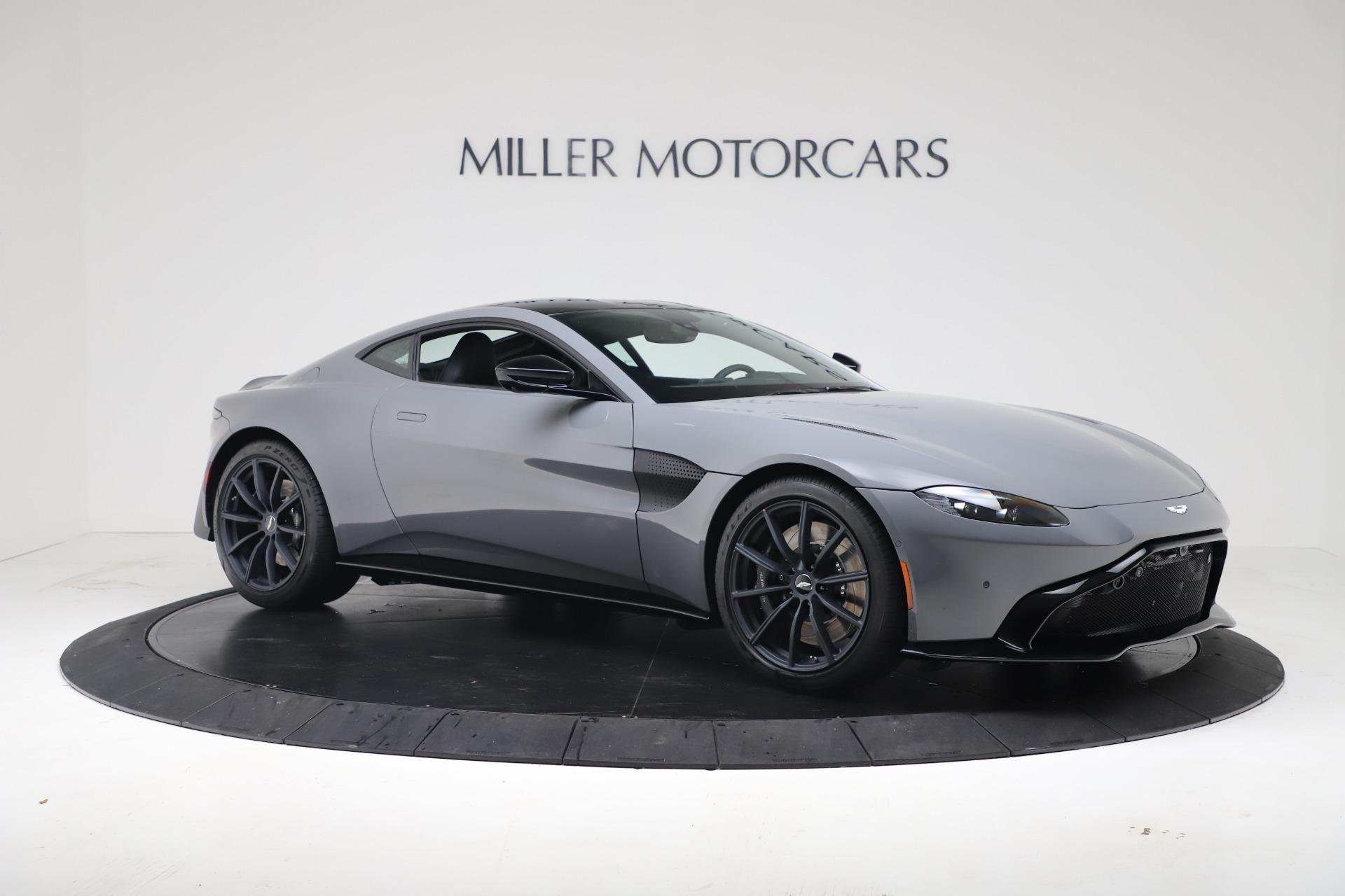 New 2020 Aston Martin Vantage V8 For Sale 189139 In Greenwich, CT