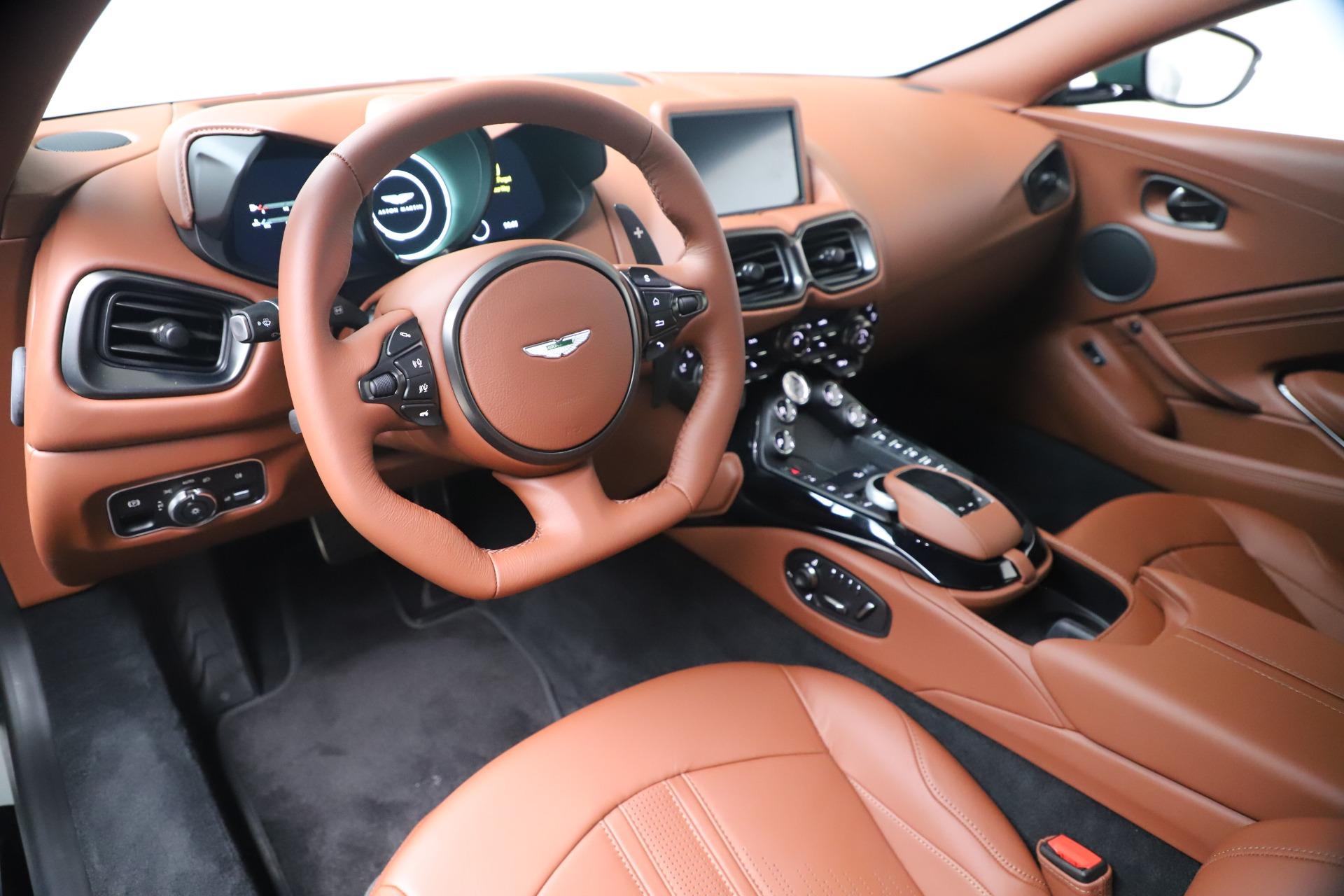 New 2020 Aston Martin Vantage V8 For Sale 191684 In Greenwich, CT