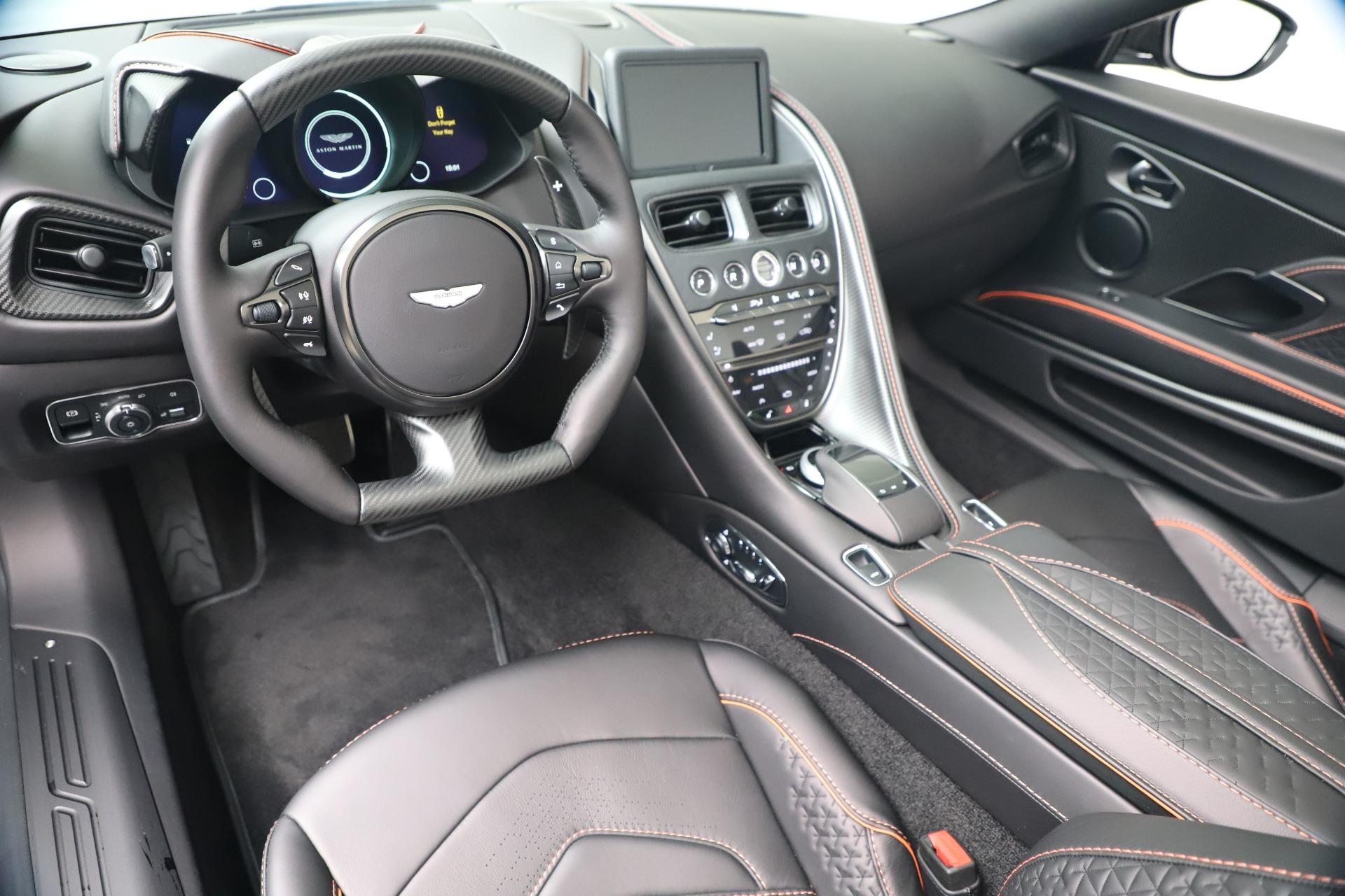 New 2020 Aston Martin DBS Superleggera Volante Convertible For Sale 416881 In Greenwich, CT
