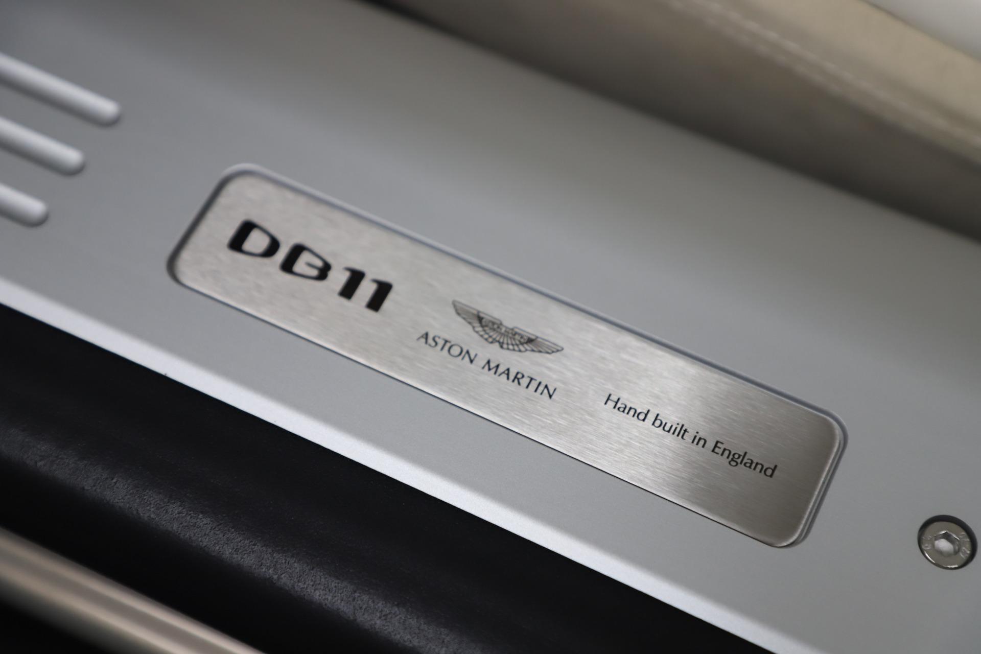 New 2020 Aston Martin DB11 V8 For Sale 255556 In Greenwich, CT