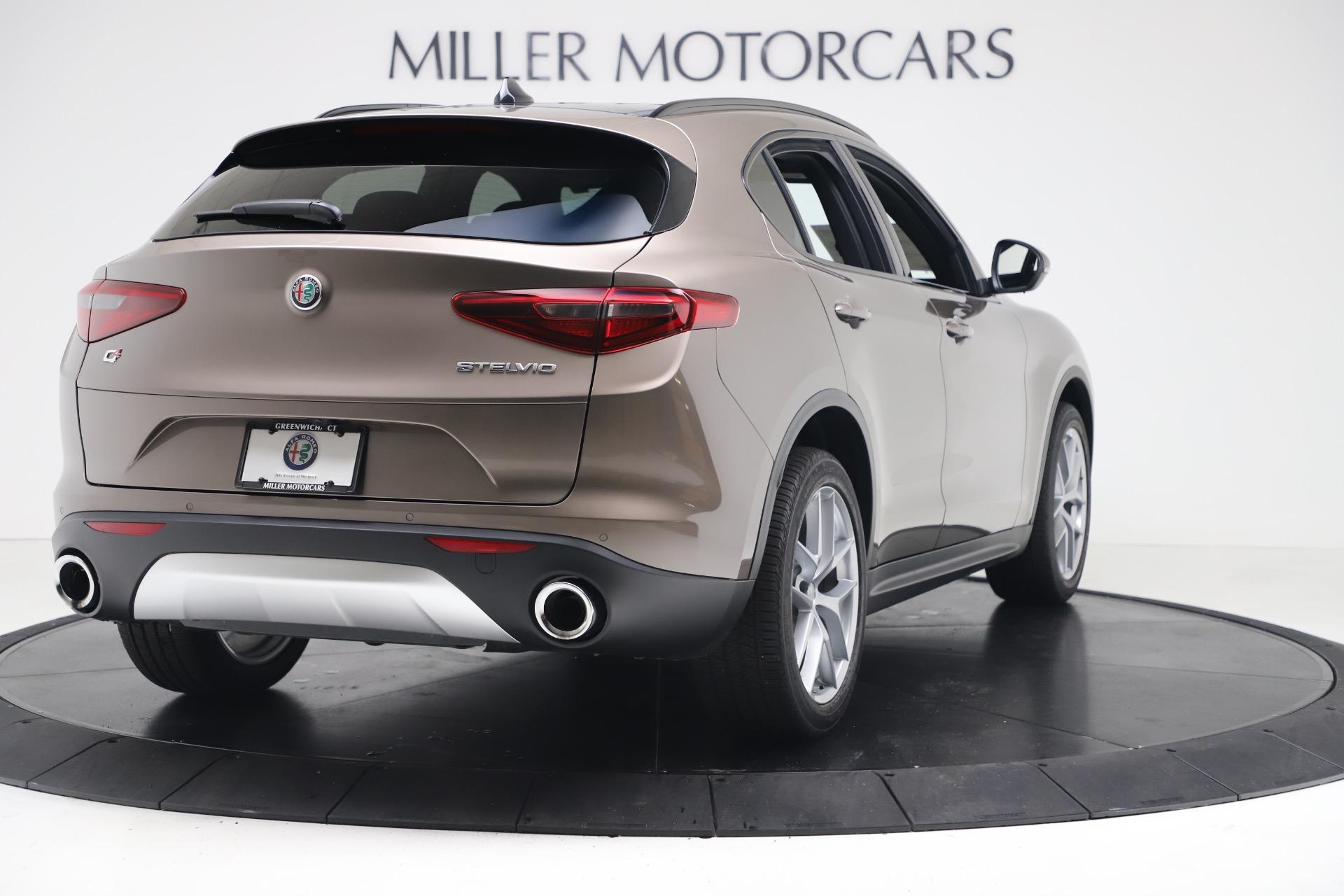 New 2019 Alfa Romeo Stelvio Ti Sport Q4 For Sale 55090 In Greenwich, CT