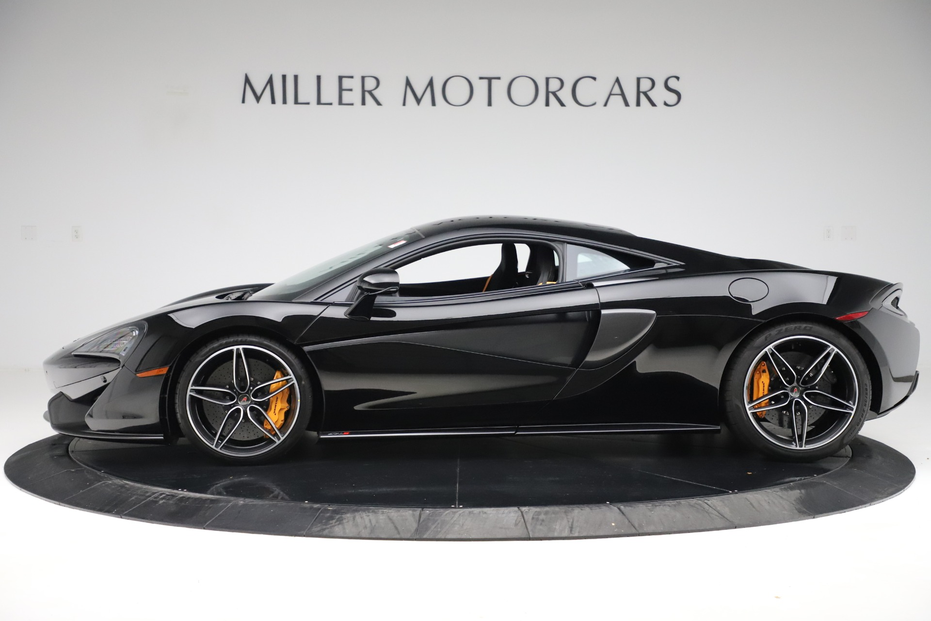 Used 2017 McLaren 570S Coupe For Sale 161900 In Greenwich, CT