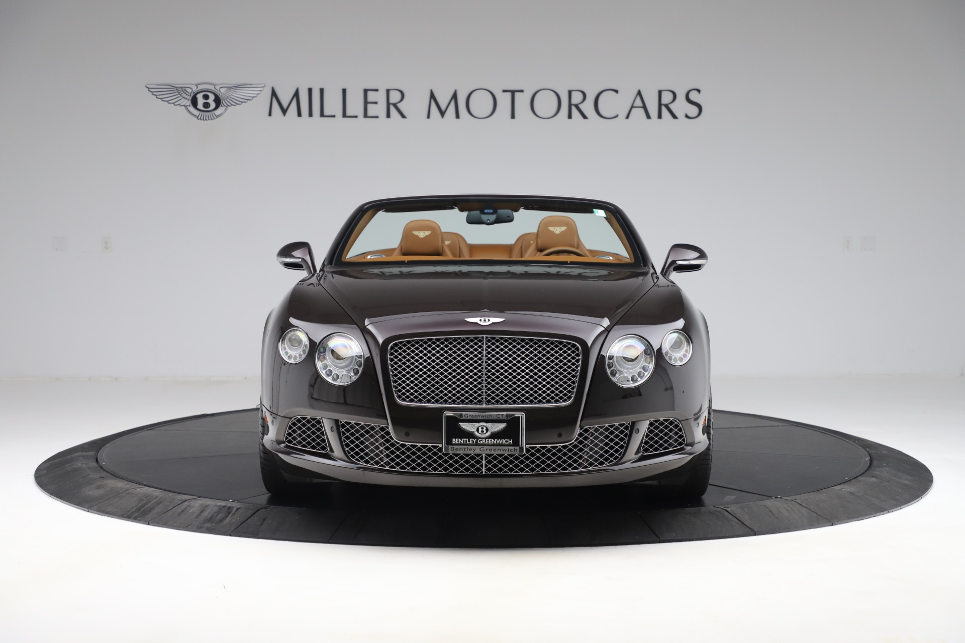 Used 2013 Bentley Continental GT W12 For Sale 0 In Greenwich, CT