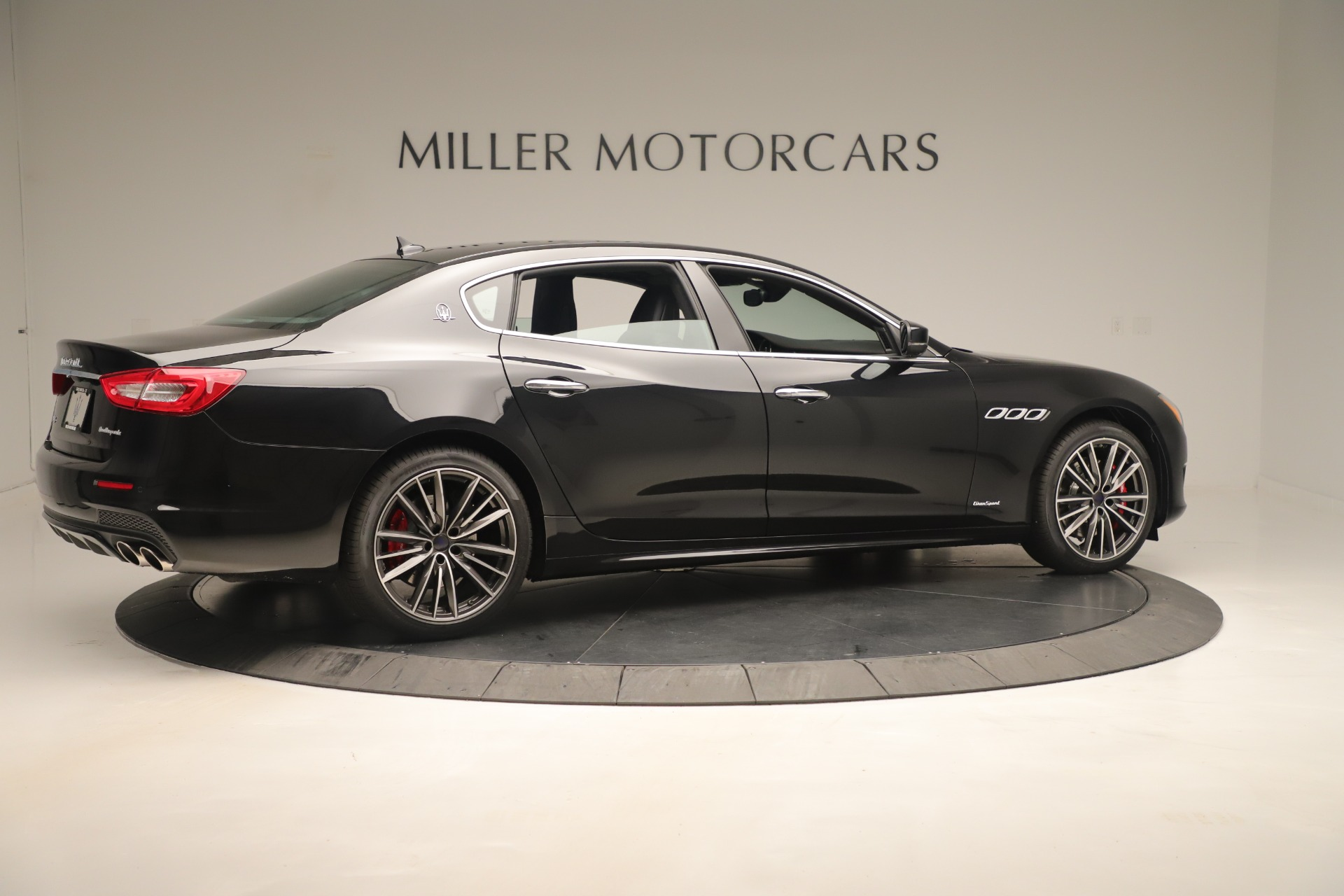 New 2019 Maserati Quattroporte S Q4 GranSport For Sale 130855 In Greenwich, CT