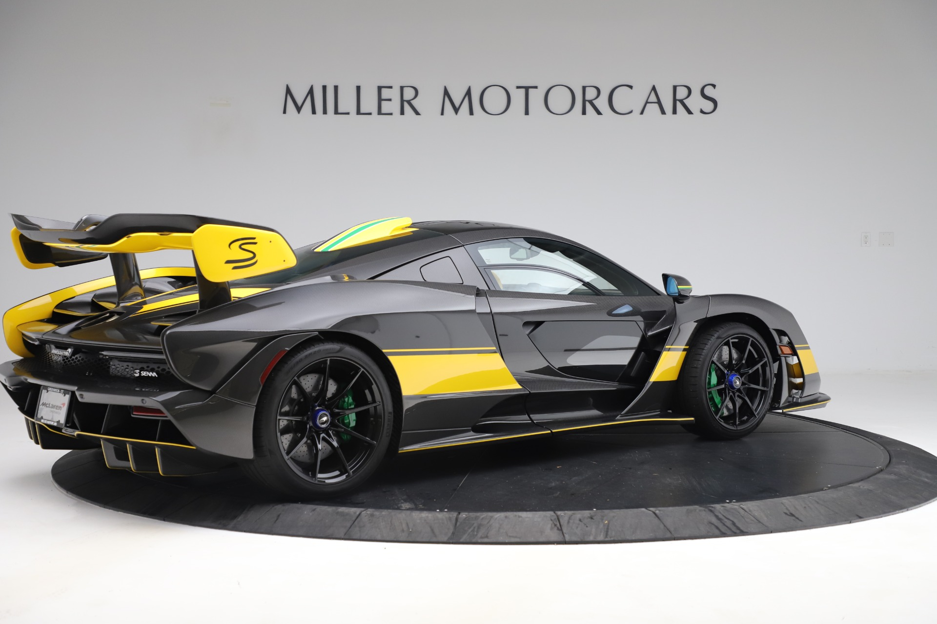 Used 2019 McLaren Senna  For Sale 0 In Greenwich, CT