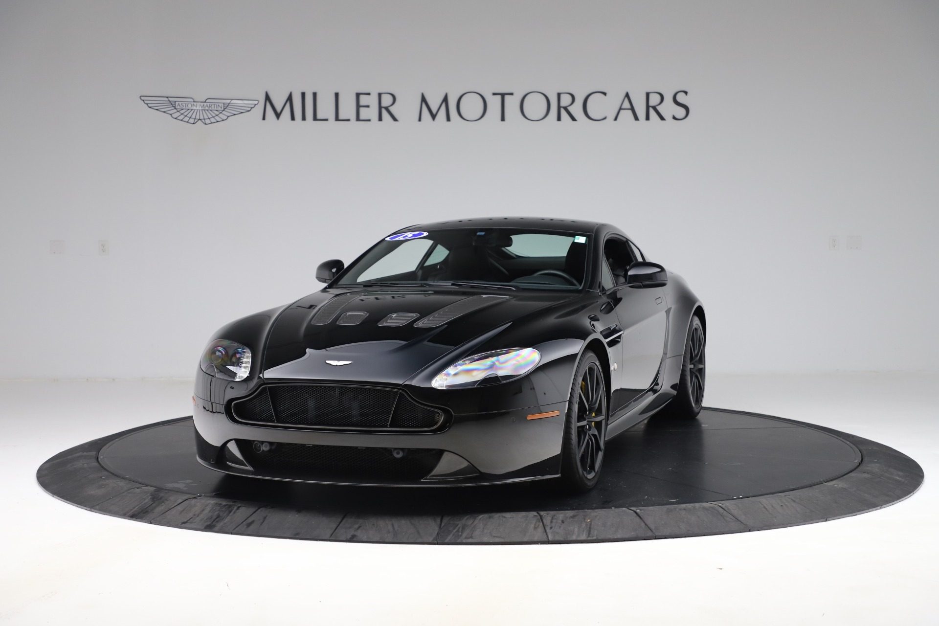 Used 2015 Aston Martin V12 Vantage S Coupe For Sale 104900 In Greenwich, CT