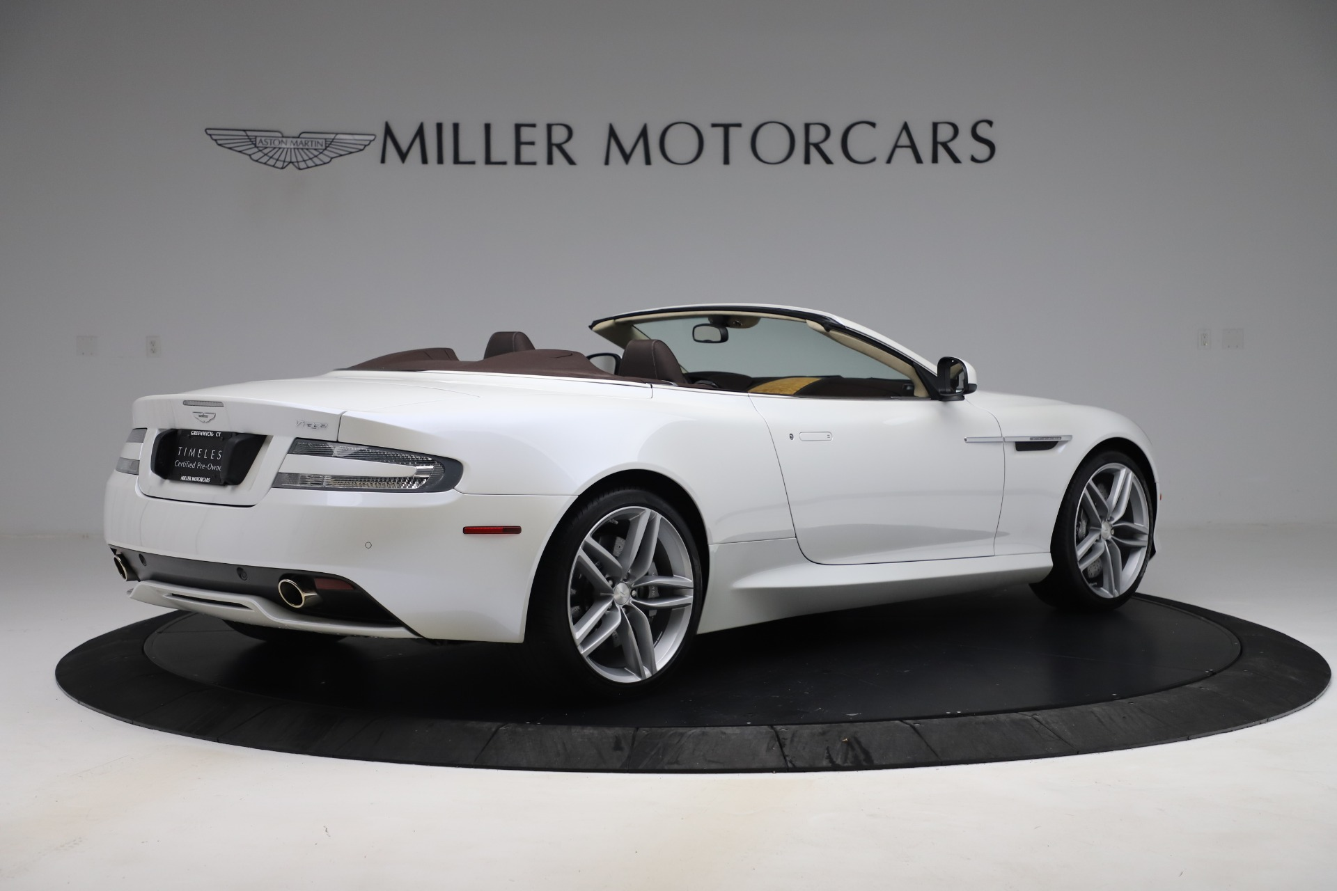 Used 2012 Aston Martin Virage Volante For Sale 89900 In Greenwich, CT