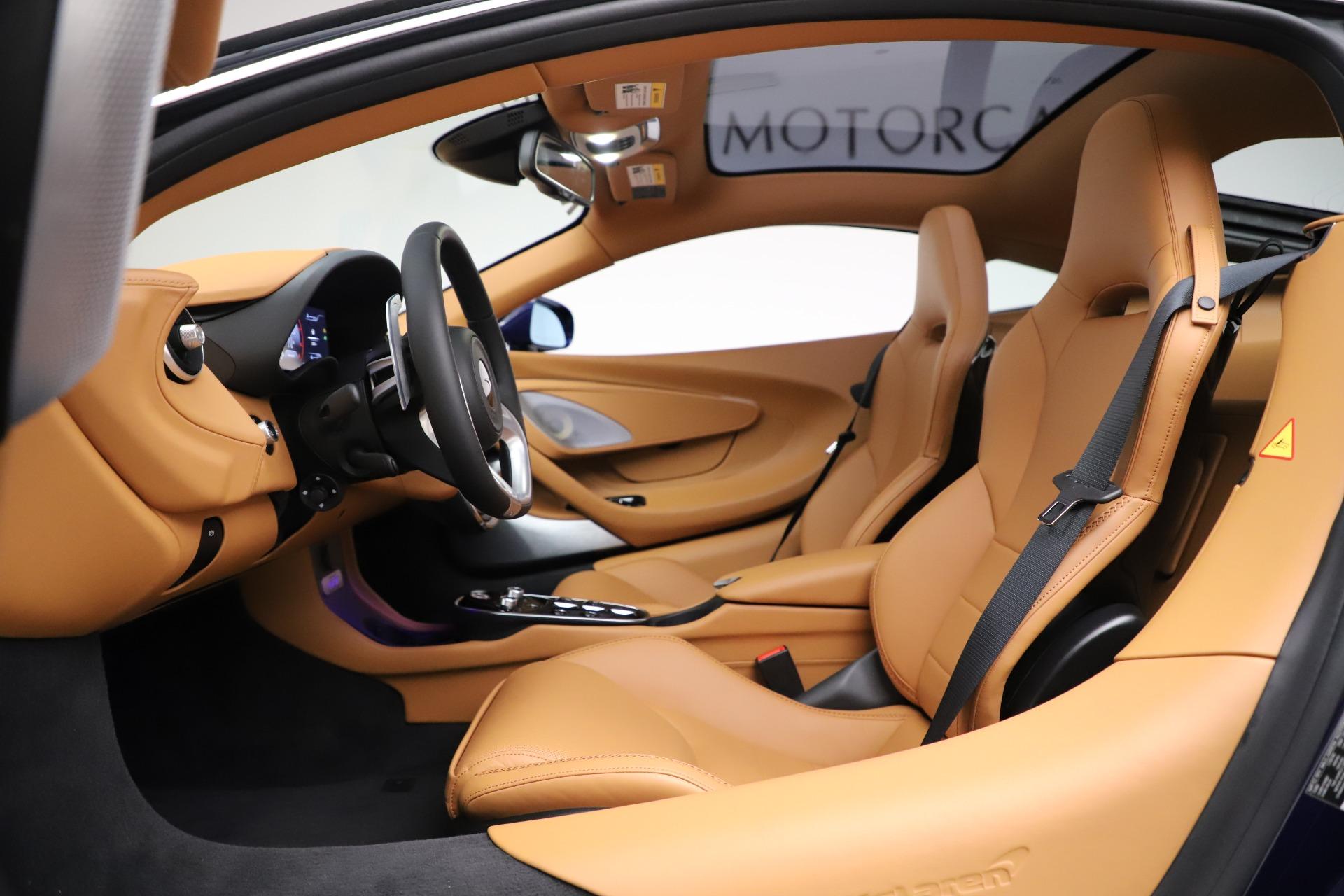 New 2020 McLaren GT Luxe For Sale 249480 In Greenwich, CT
