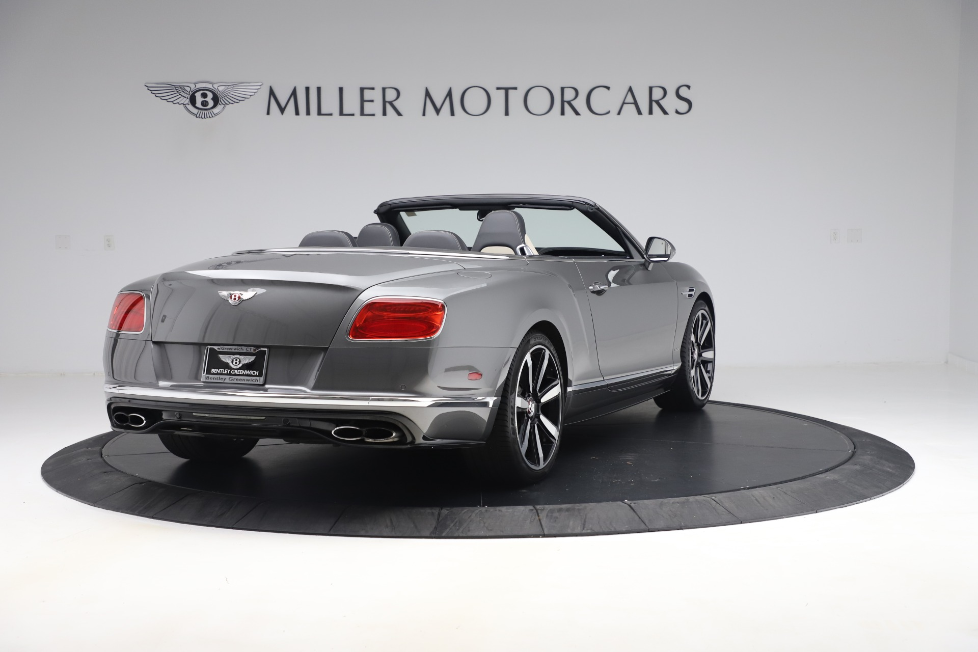 Used 2016 Bentley Continental GT V8 S For Sale 249225 In Greenwich, CT