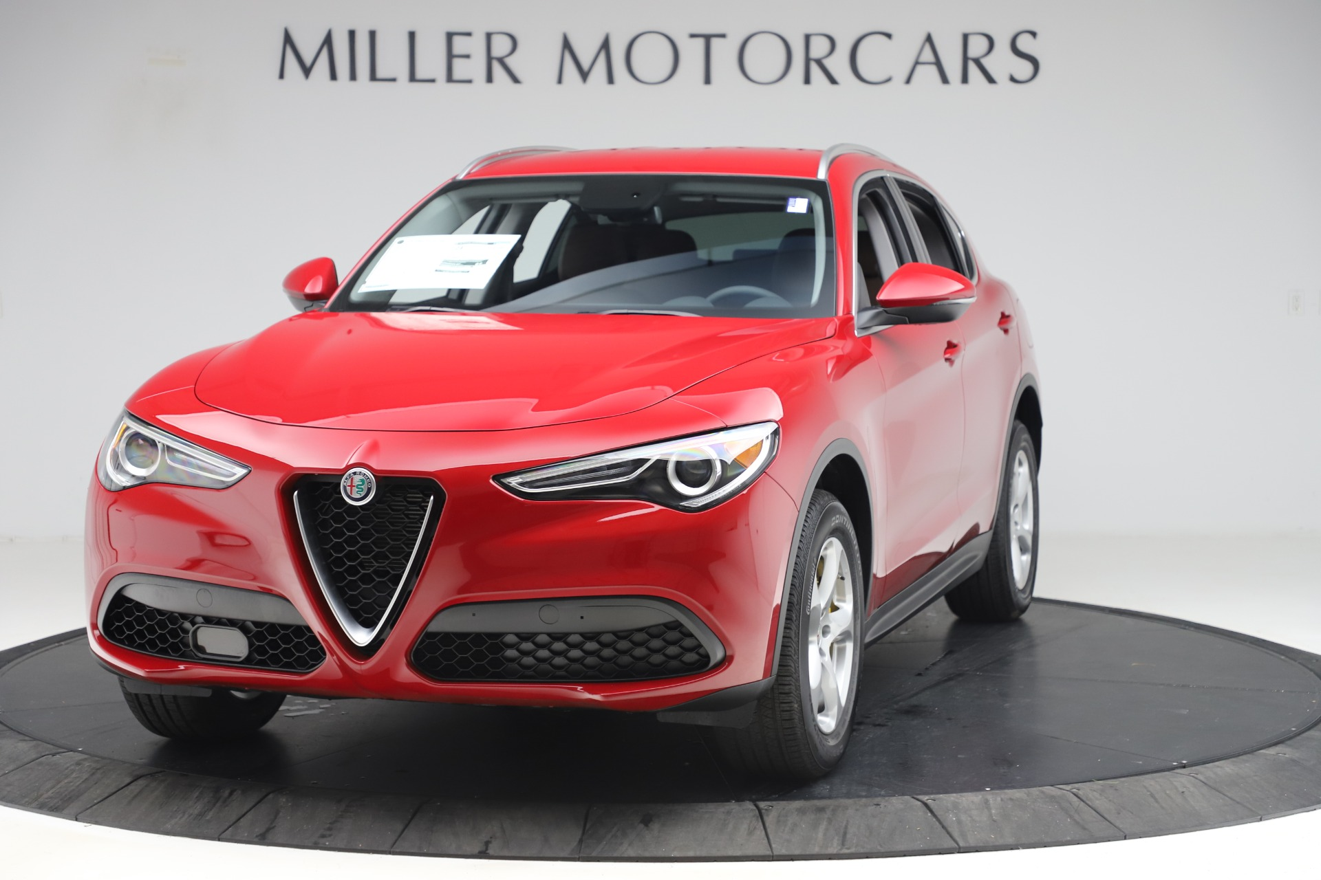New 2019 Alfa Romeo Stelvio Q4 For Sale 45440 In Greenwich, CT