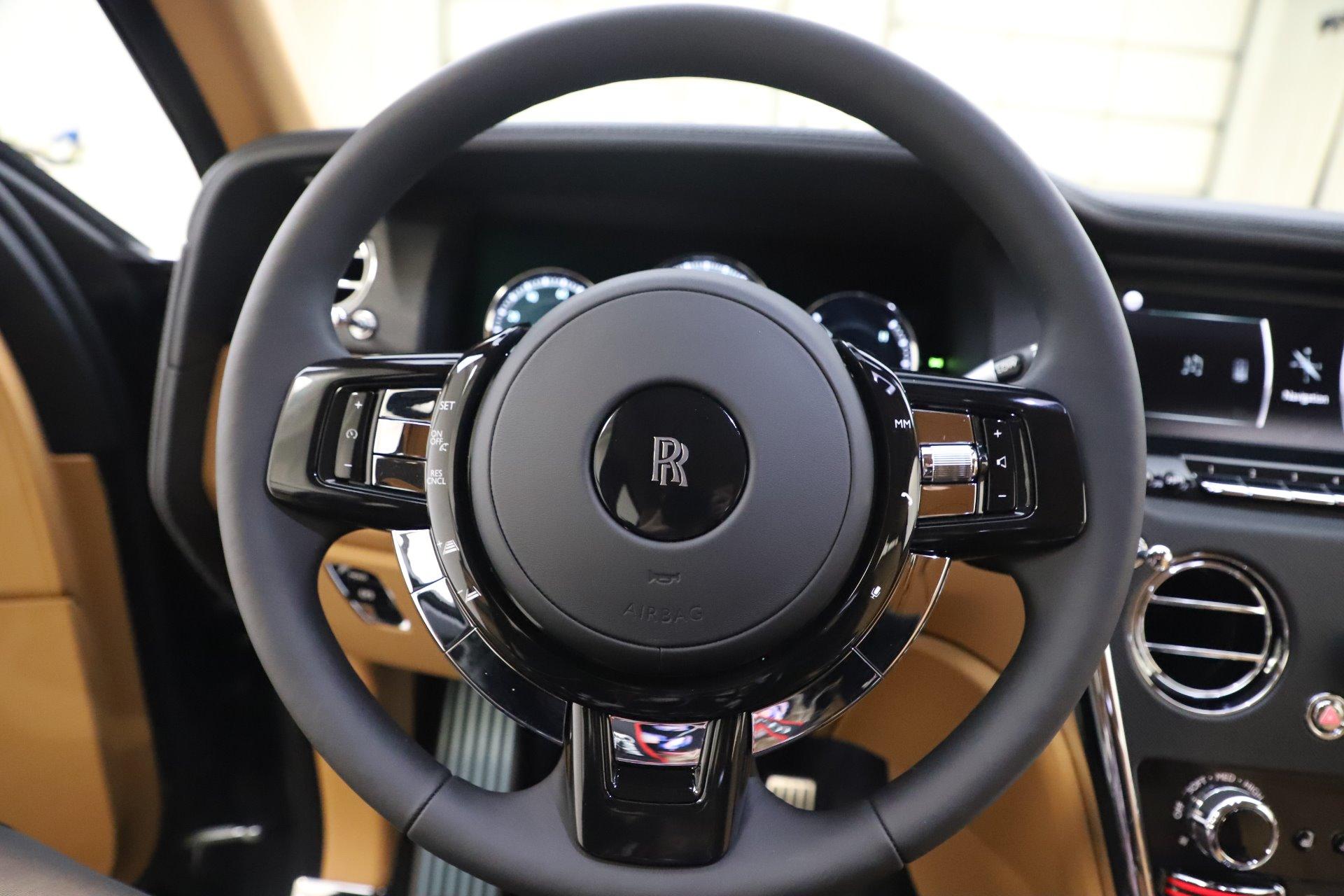 New 2020 Rolls-Royce Cullinan  For Sale 348975 In Greenwich, CT