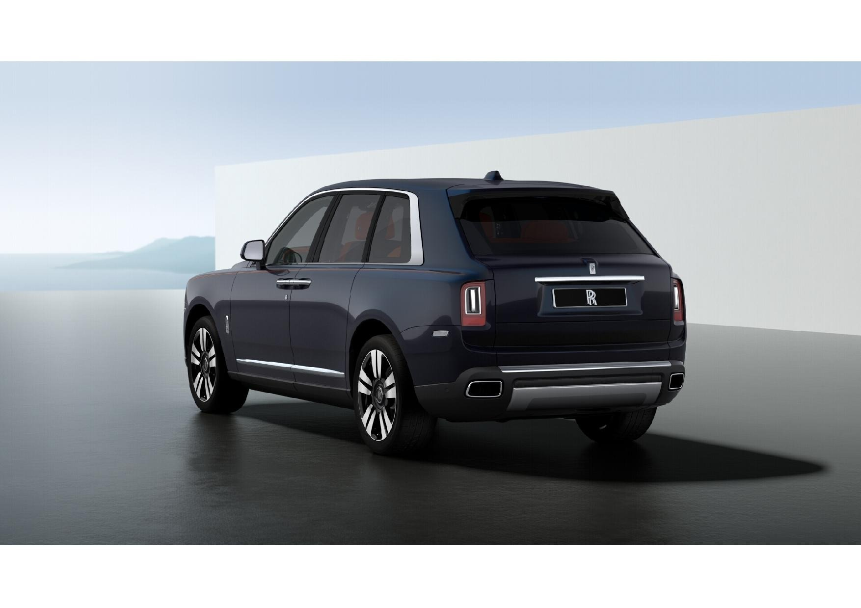 New 2020 Rolls-Royce Cullinan  For Sale 396375 In Greenwich, CT
