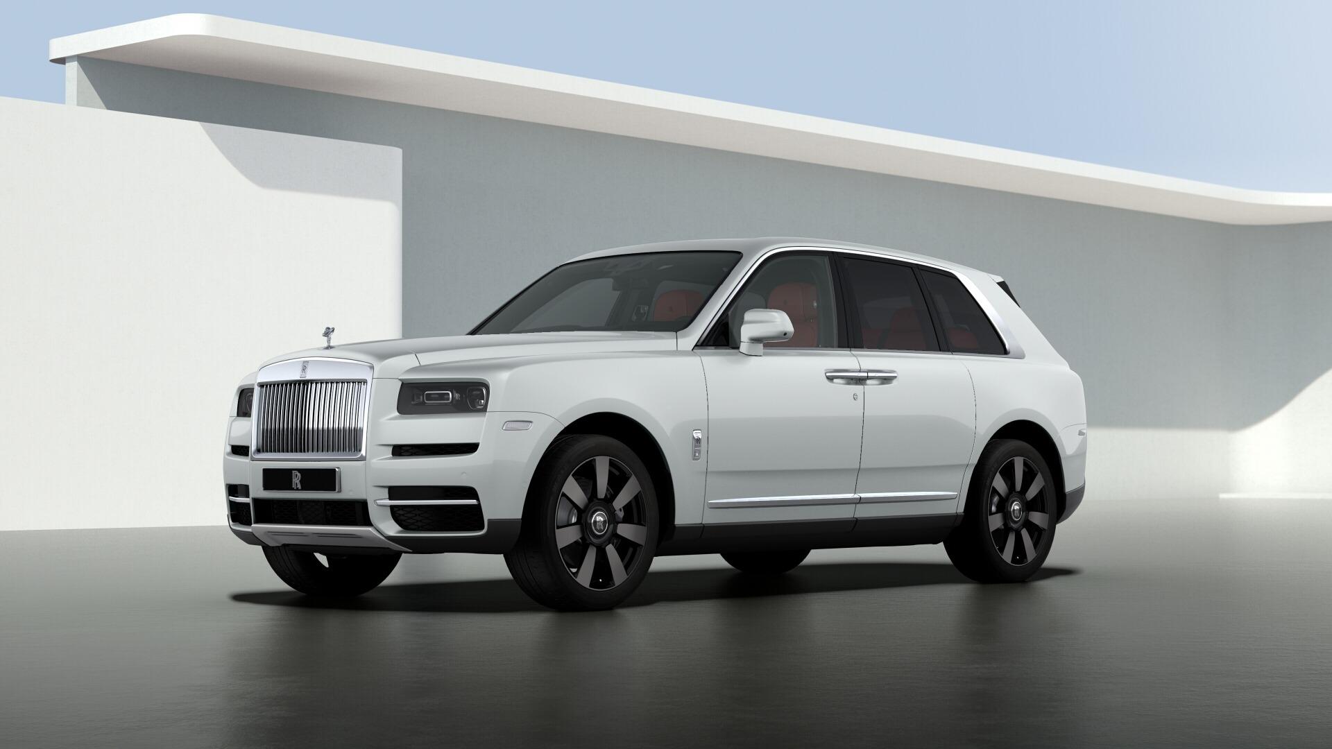 New 2020 Rolls-Royce Cullinan  For Sale 379325 In Greenwich, CT
