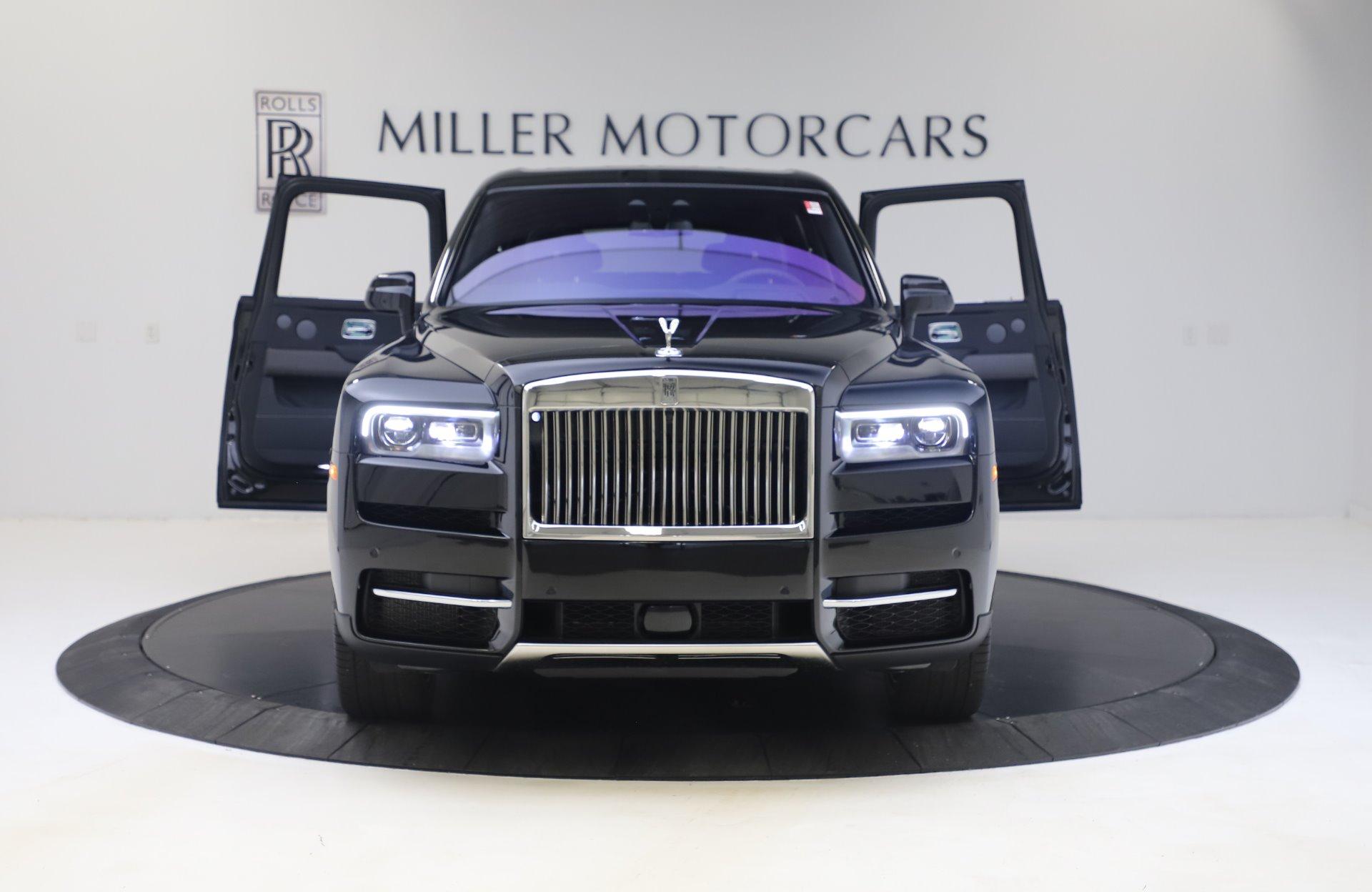 New 2020 Rolls-Royce Cullinan  For Sale 355200 In Greenwich, CT