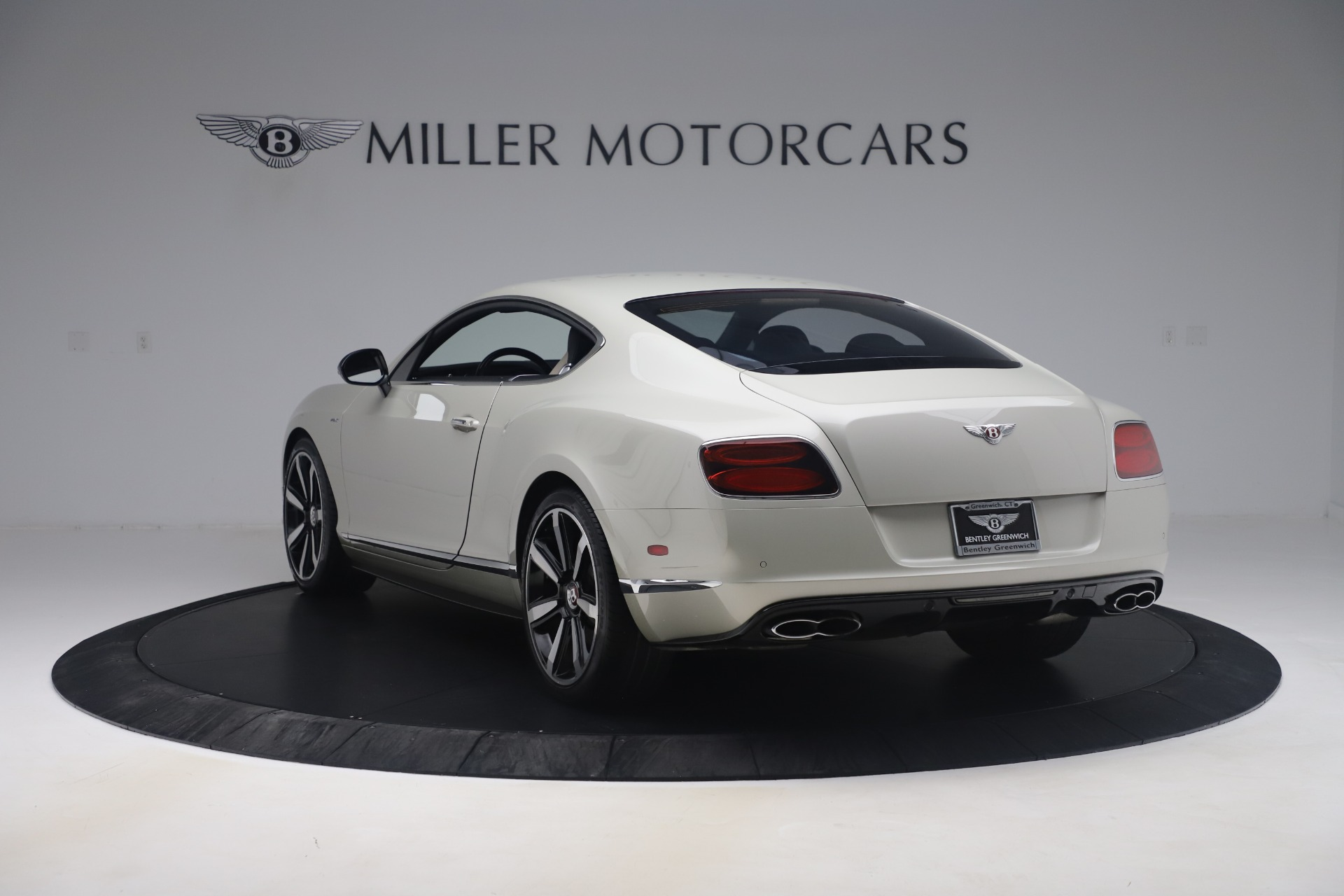 Used 2014 Bentley Continental GT V8 S For Sale 223150 In Greenwich, CT