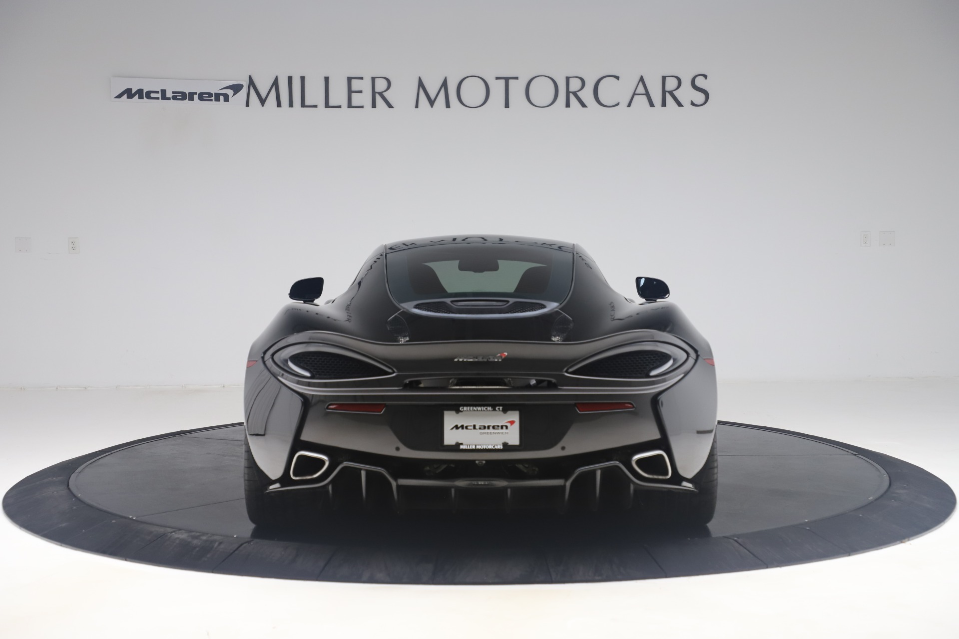 Used 2017 McLaren 570GT  For Sale 159900 In Greenwich, CT