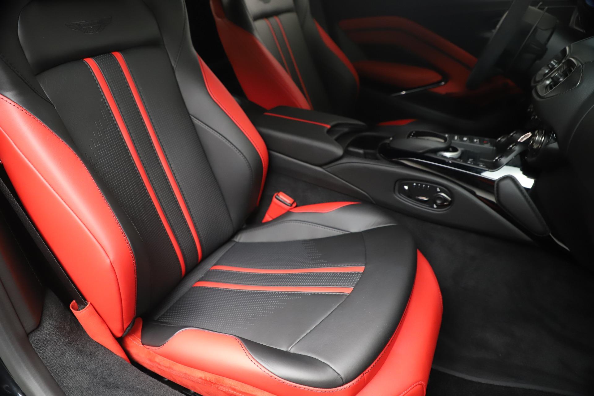 New 2020 Aston Martin Vantage V8 For Sale 190259 In Greenwich, CT
