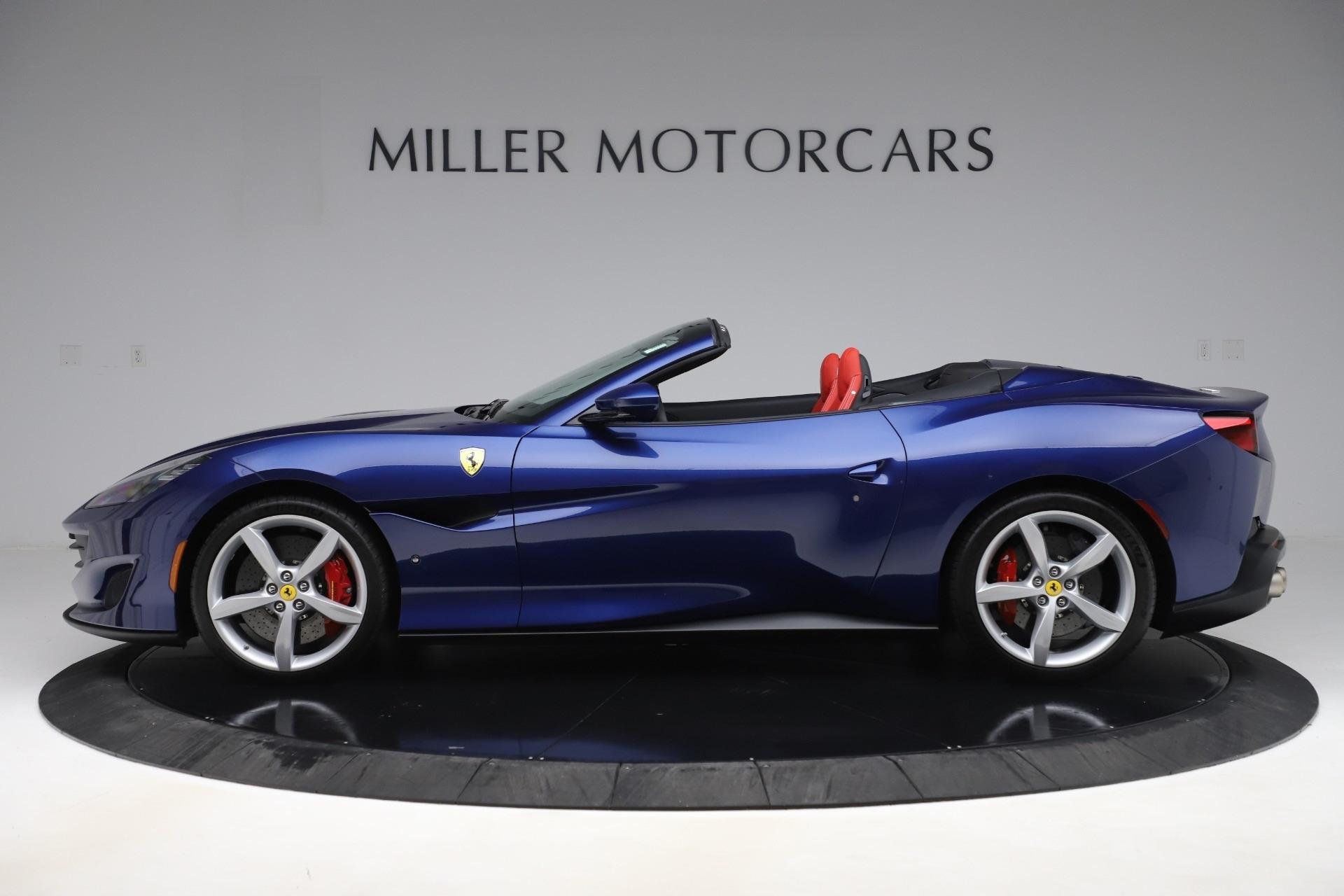 Used 2019 Ferrari Portofino  For Sale 235900 In Greenwich, CT