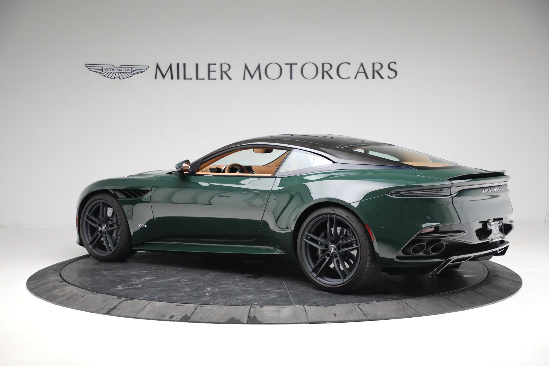 New 2020 Aston Martin DBS Superleggera Coupe For Sale 368486 In Greenwich, CT