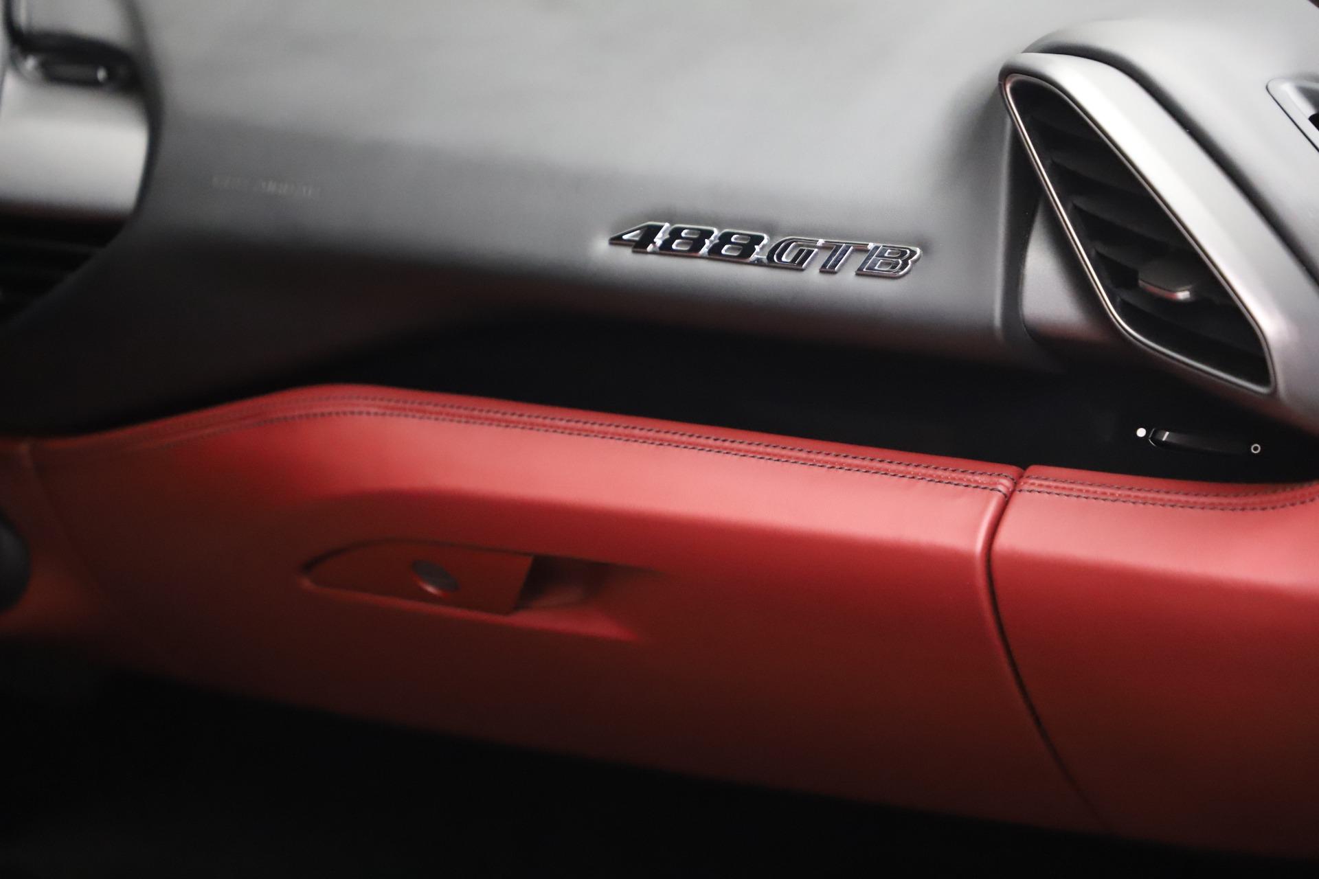 Used 2016 Ferrari 488 GTB  For Sale 216900 In Greenwich, CT