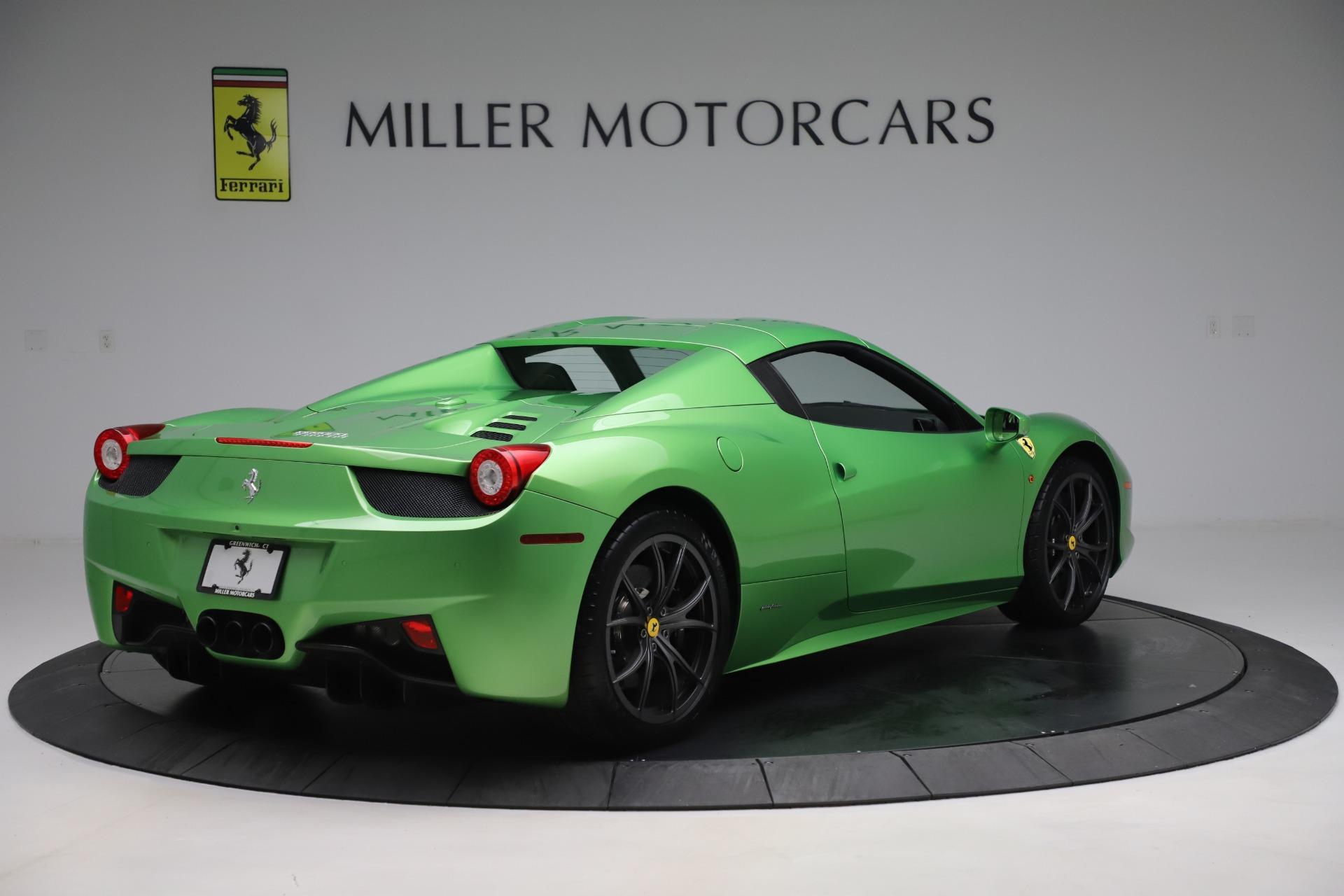Used 2015 Ferrari 458 Spider  For Sale 249900 In Greenwich, CT