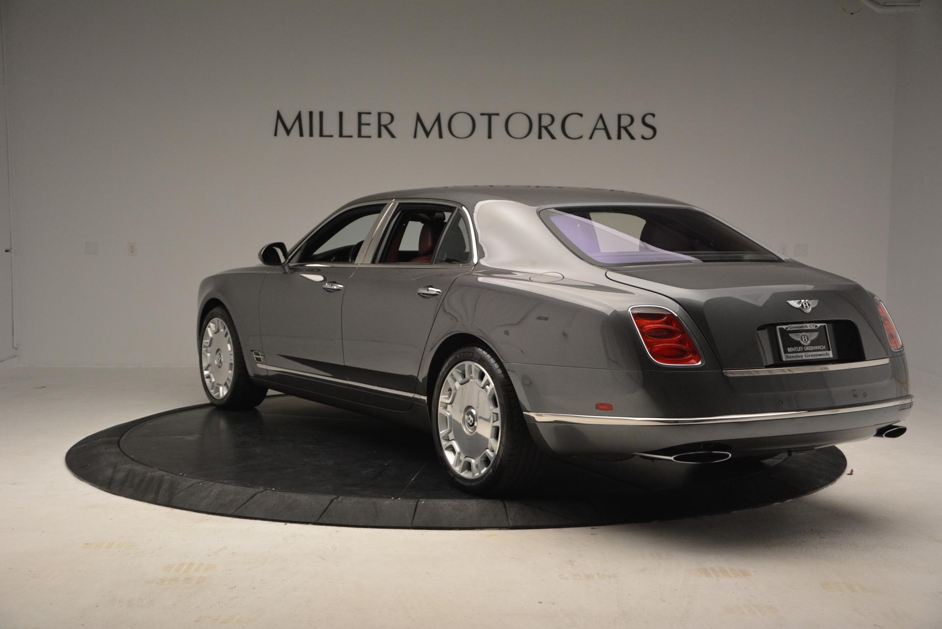 Used 2011 Bentley Mulsanne  For Sale 0 In Greenwich, CT