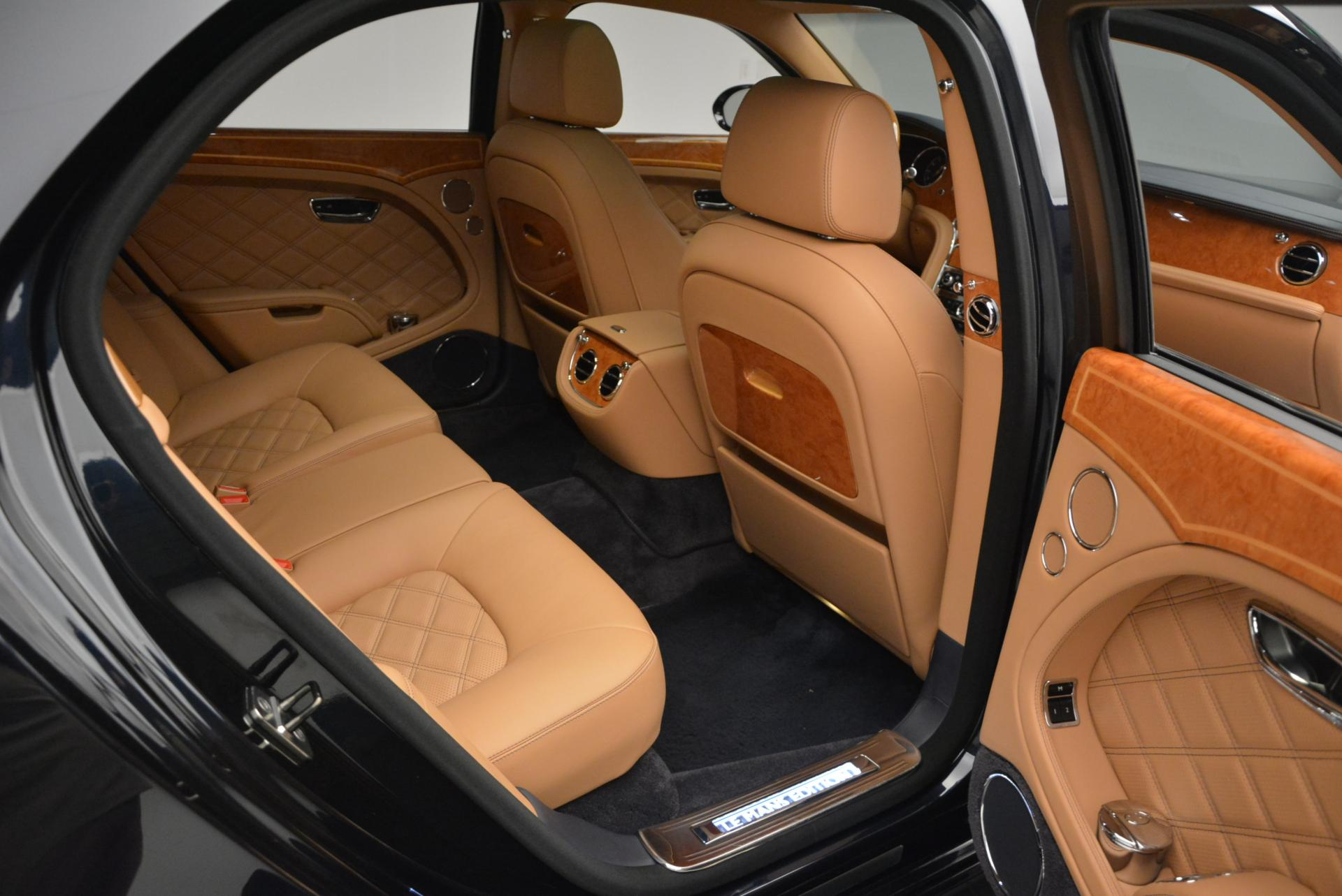 Used 2013 Bentley Mulsanne Le Mans Edition- Number 1 of 48 For Sale 0 In Greenwich, CT