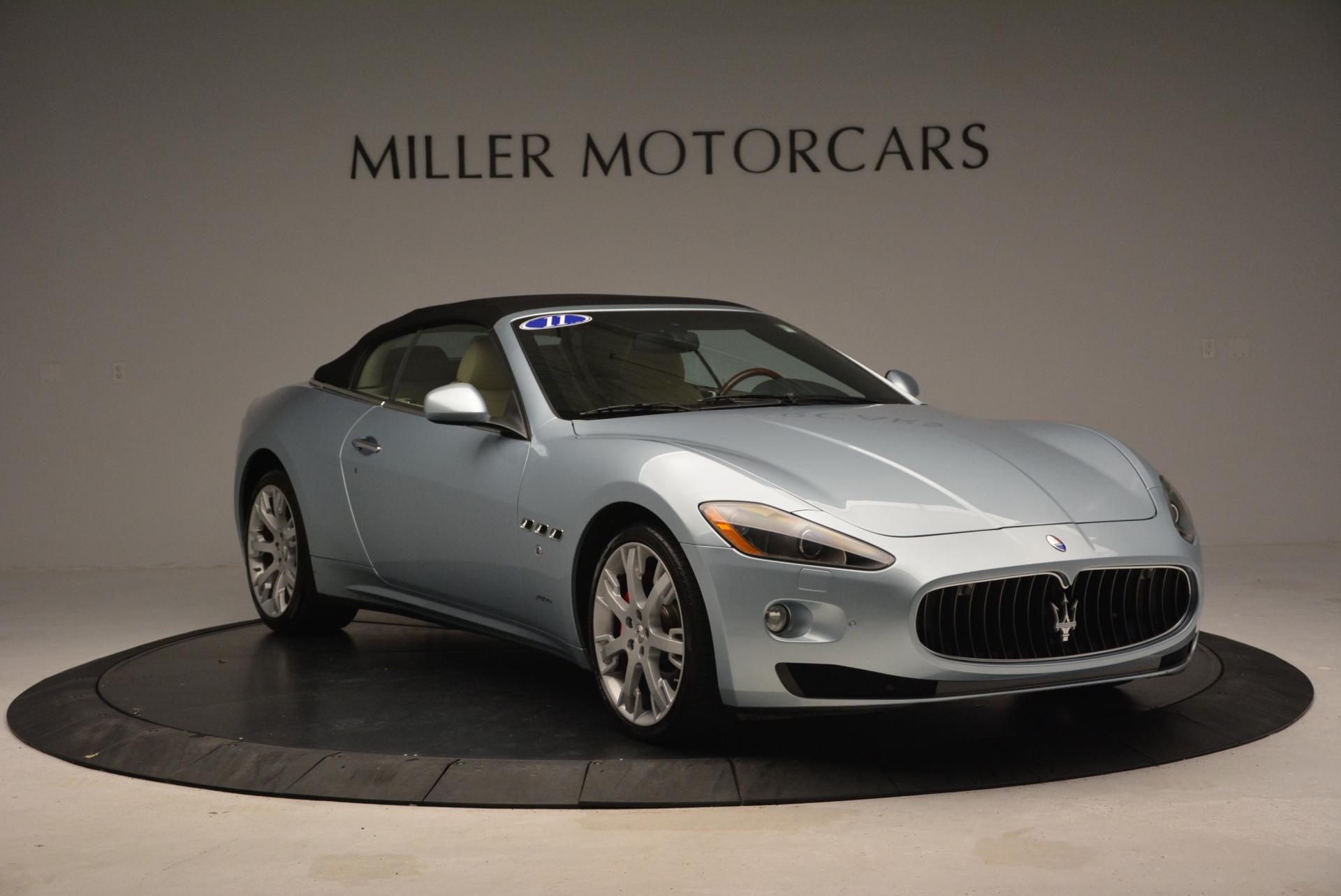 Used 2011 Maserati GranTurismo  For Sale 0 In Greenwich, CT