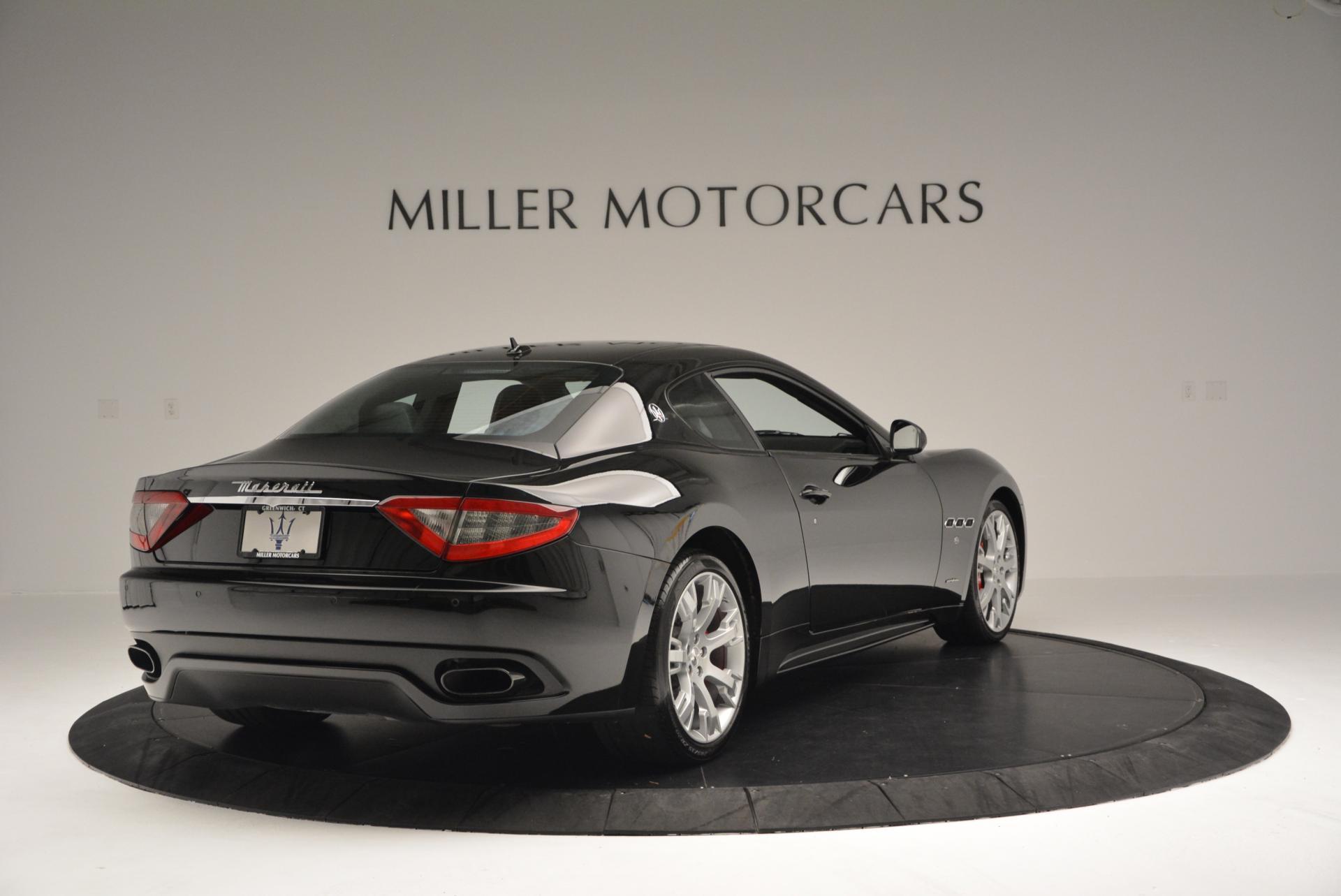 Used 2013 Maserati GranTurismo Sport For Sale 0 In Greenwich, CT