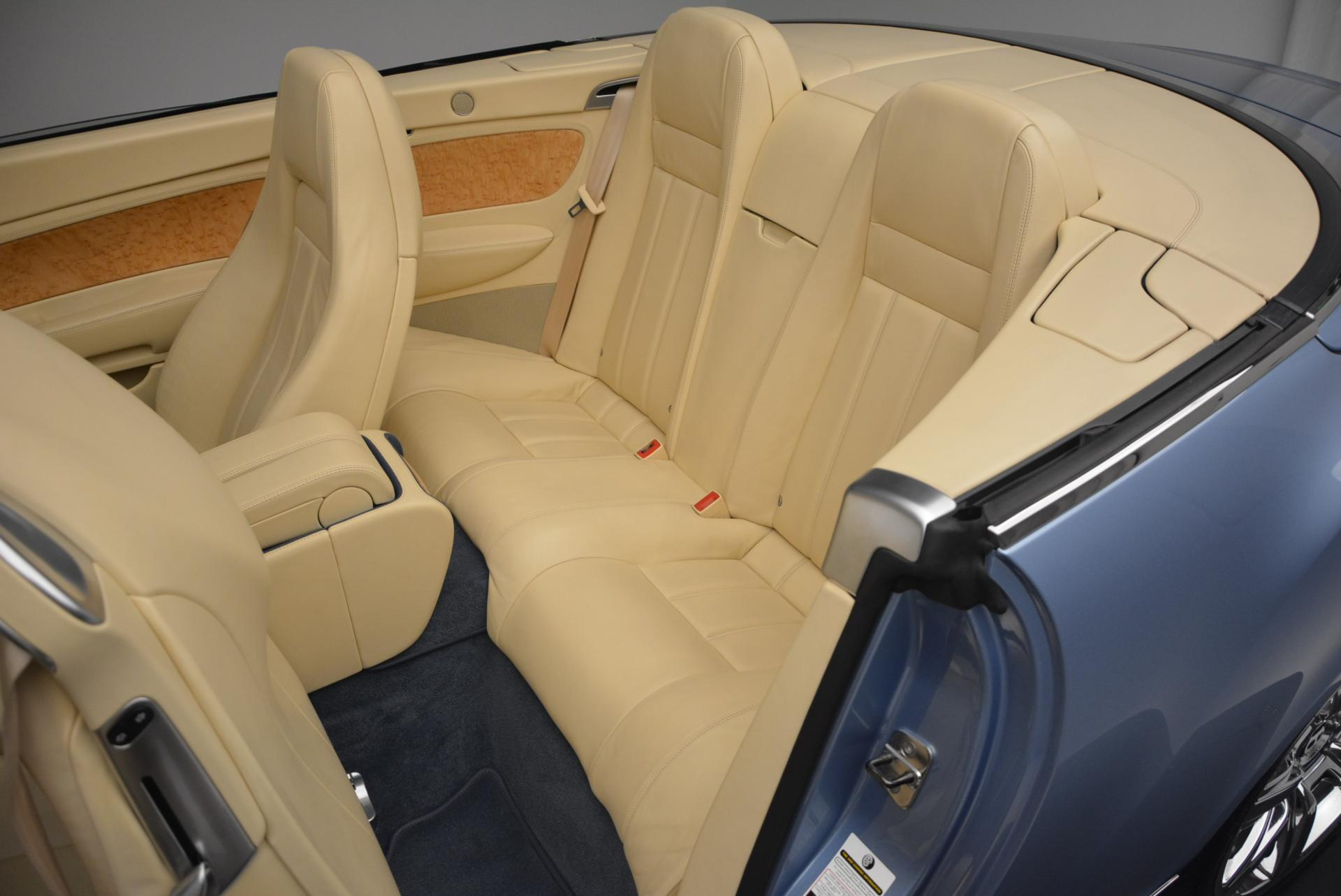 Used 2007 Bentley Continental GTC  For Sale 0 In Greenwich, CT