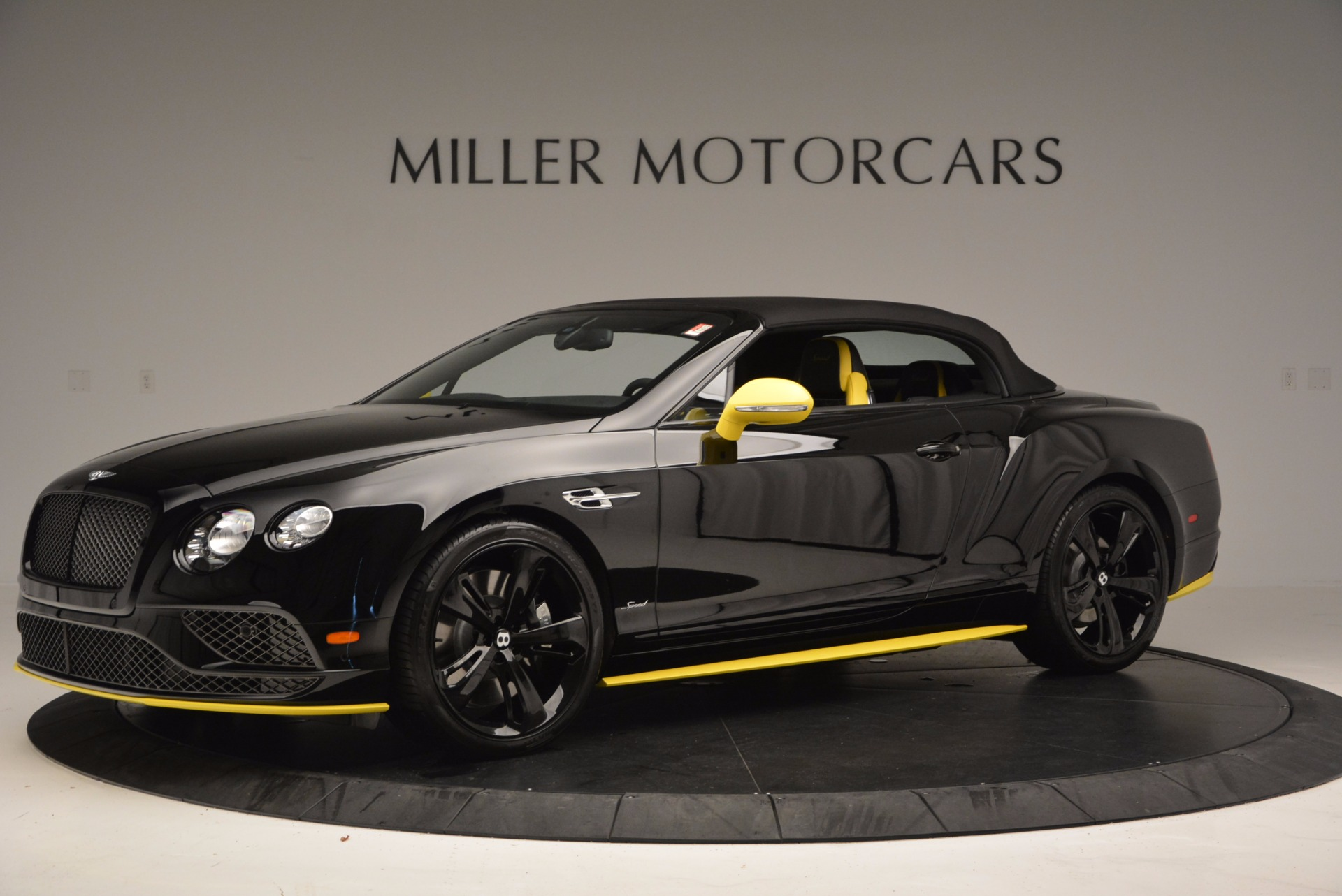 New 2017 Bentley Continental GT Speed Black Edition Convertible  For Sale 0 In Greenwich, CT