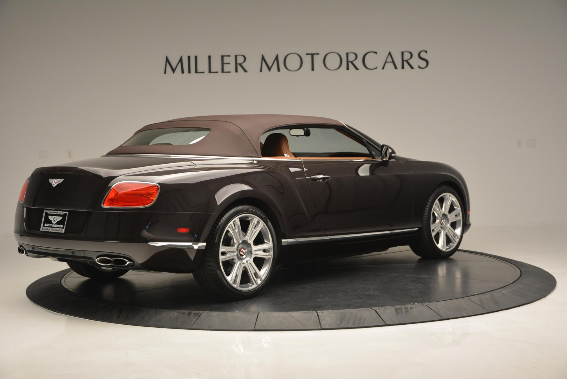Used 2013 Bentley Continental GTC V8  For Sale 0 In Greenwich, CT