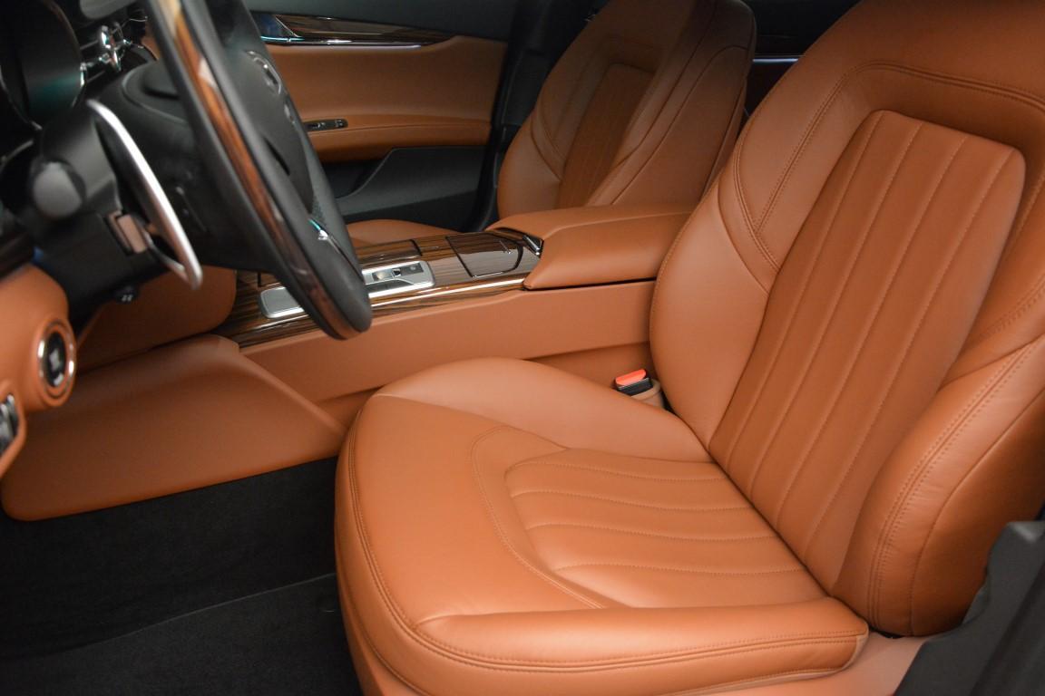 New 2016 Maserati Quattroporte S Q4 For Sale 0 In Greenwich, CT