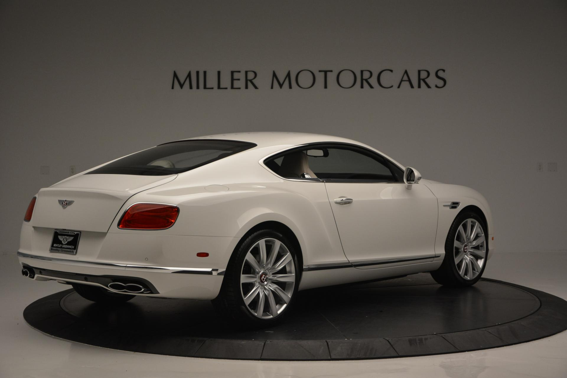 New 2016 Bentley Continental GT V8 For Sale 0 In Greenwich, CT