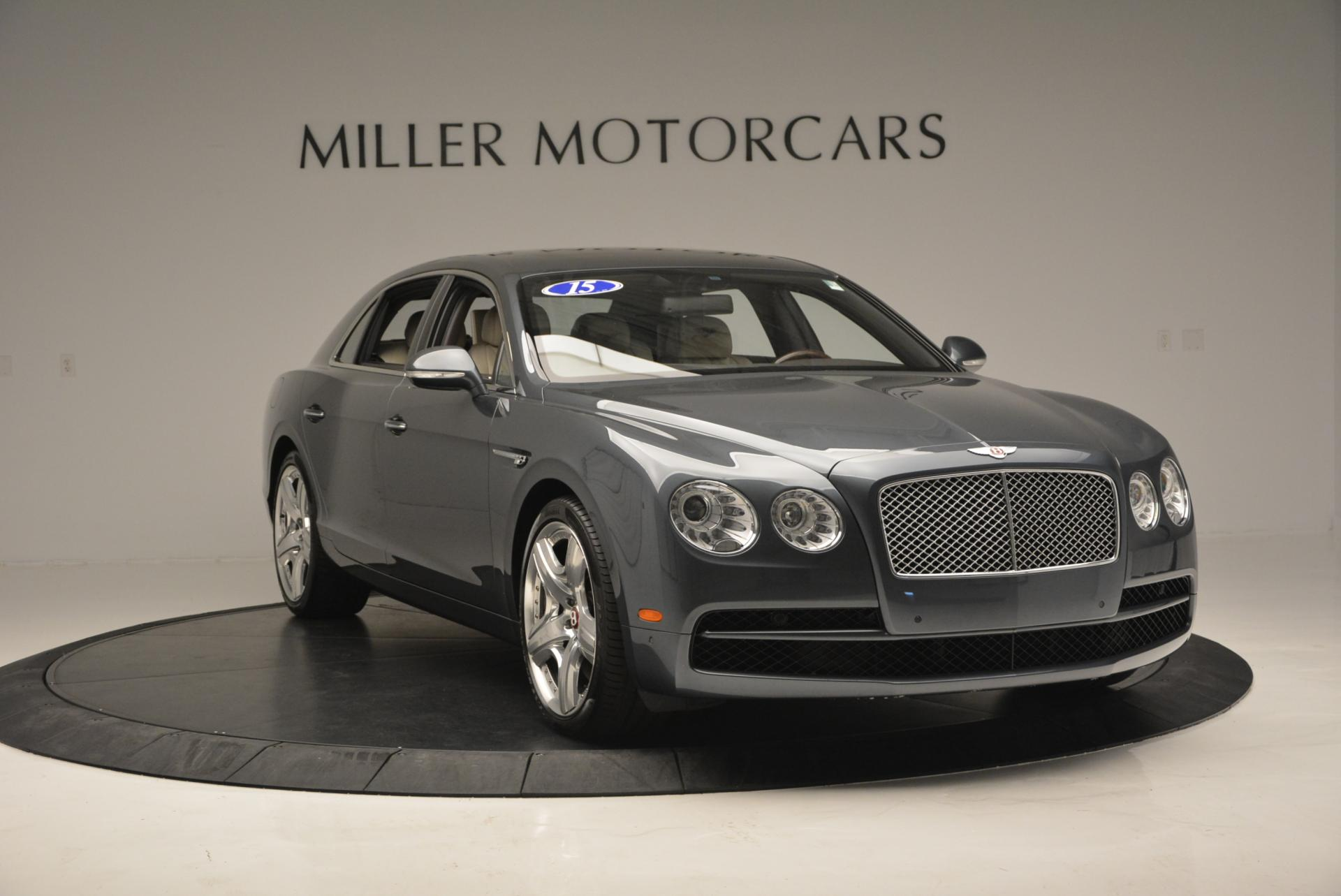 Used 2015 Bentley Flying Spur V8  For Sale 0 In Greenwich, CT