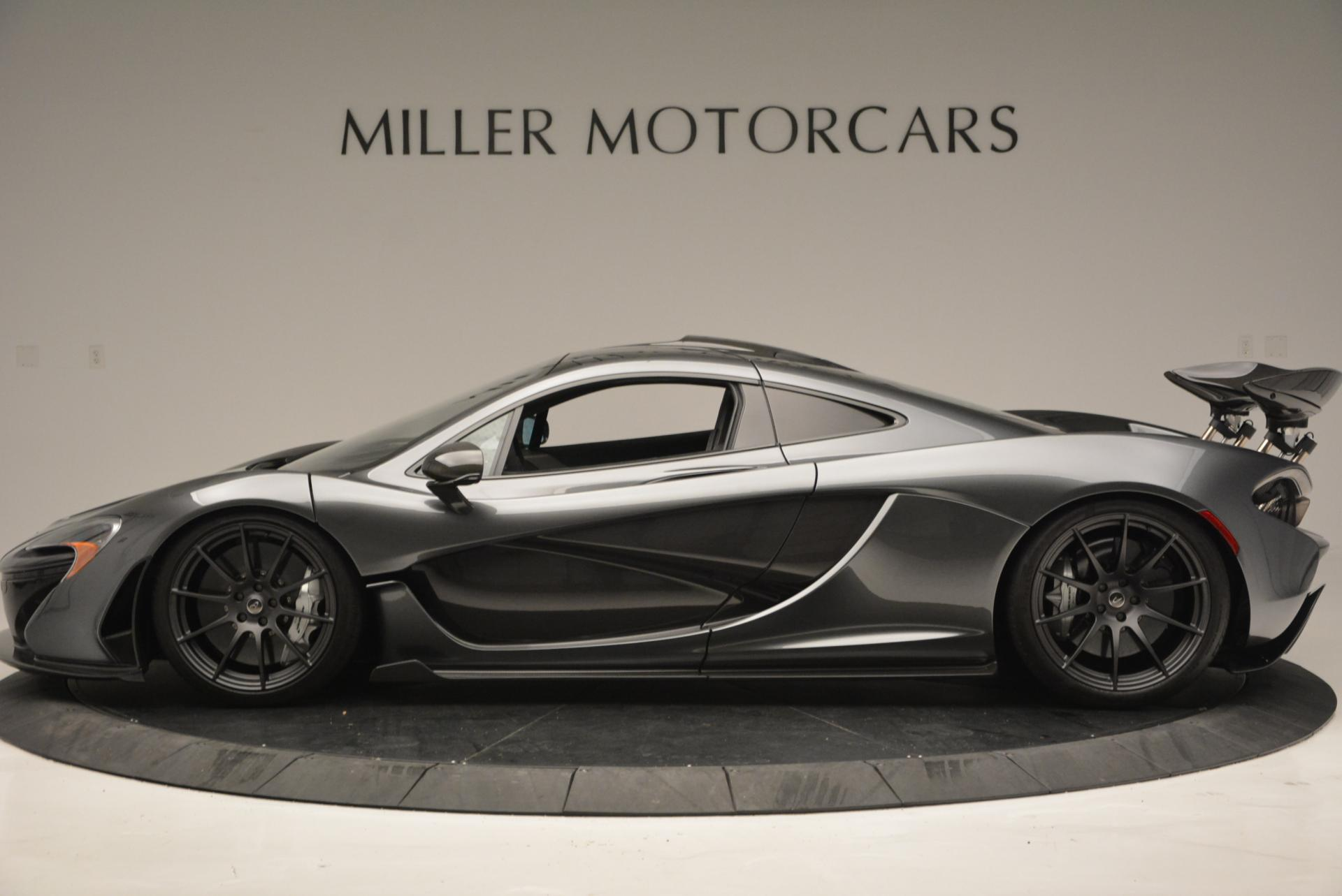 Used 2014 McLaren P1 Coupe For Sale 0 In Greenwich, CT