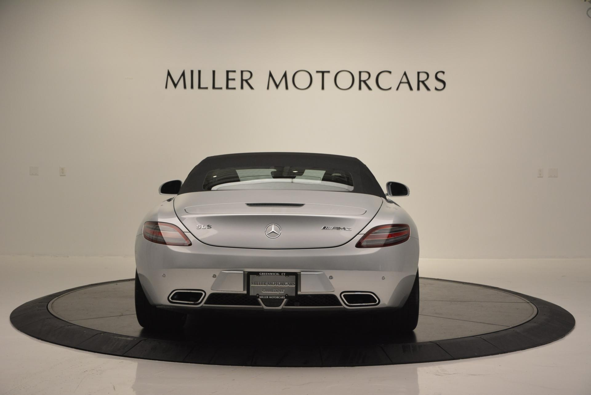 Used 2012 Mercedes Benz SLS AMG  For Sale 0 In Greenwich, CT