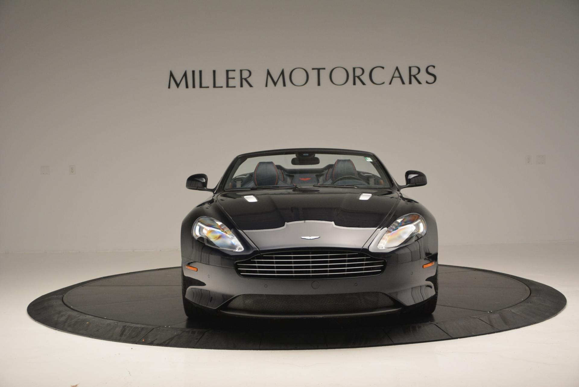 Used 2014 Aston Martin DB9 Volante For Sale 0 In Greenwich, CT