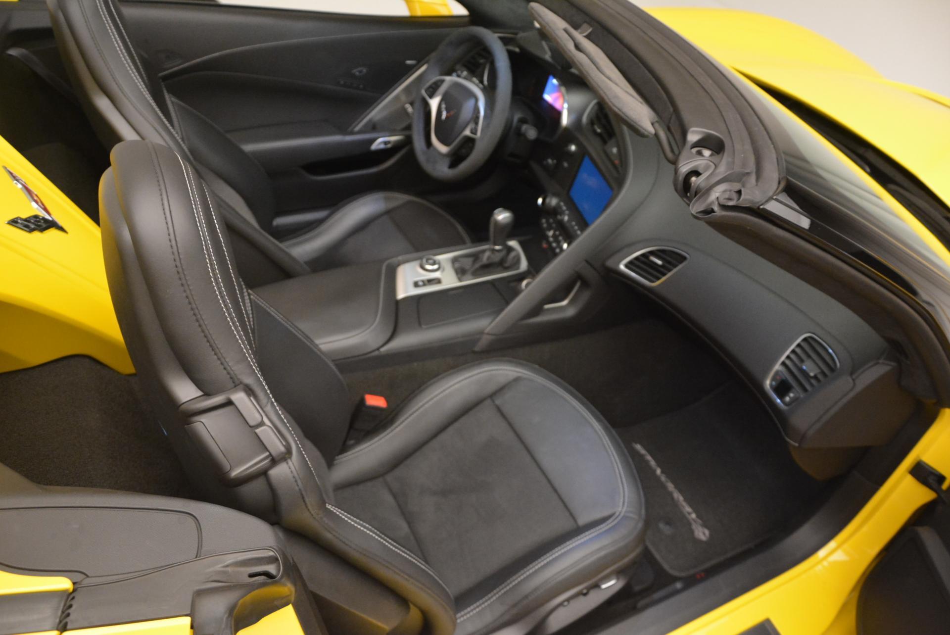 Used 2014 Chevrolet Corvette Stingray Z51 For Sale 0 In Greenwich, CT