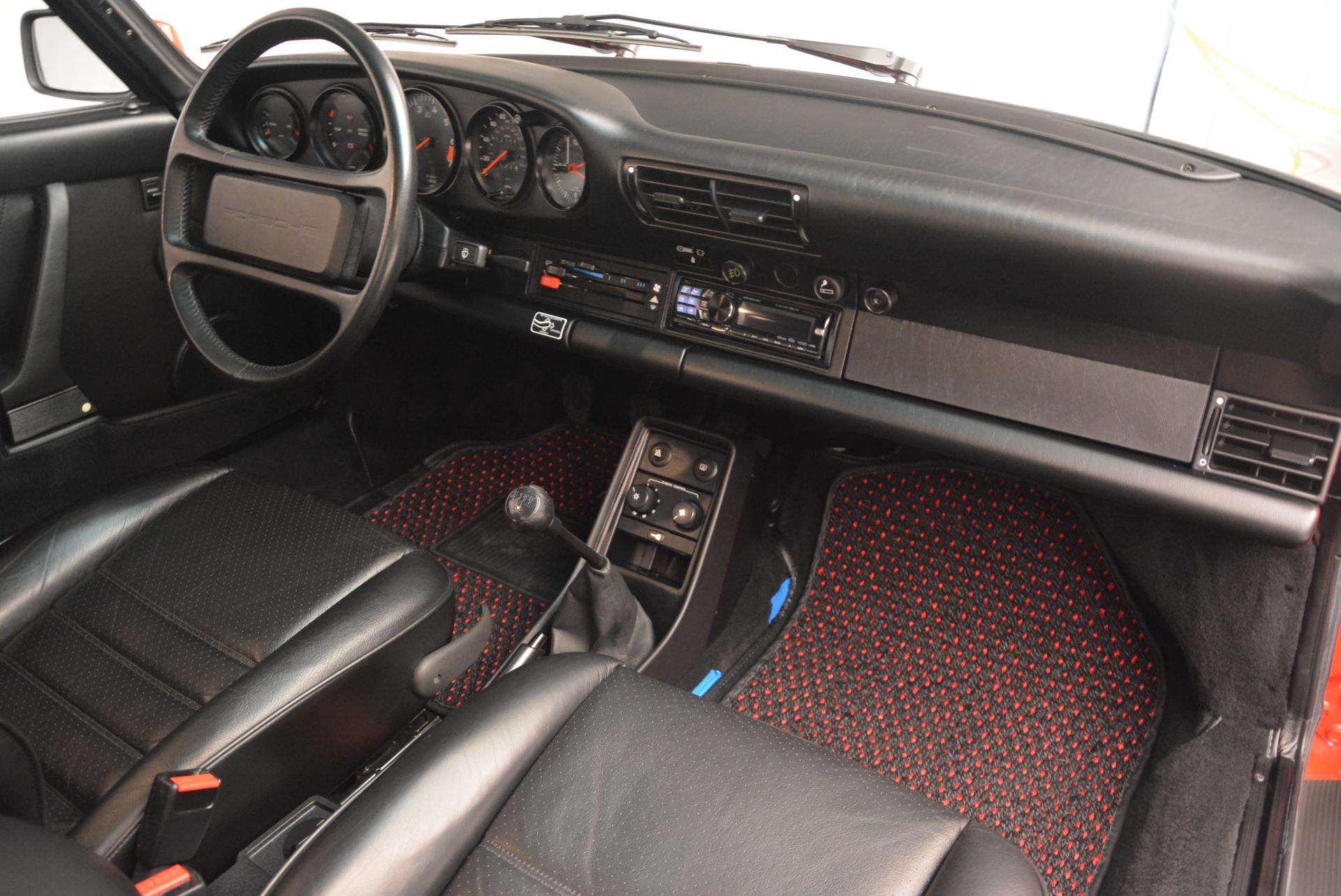 Used 1988 Porsche 911 Carrera For Sale 0 In Greenwich, CT