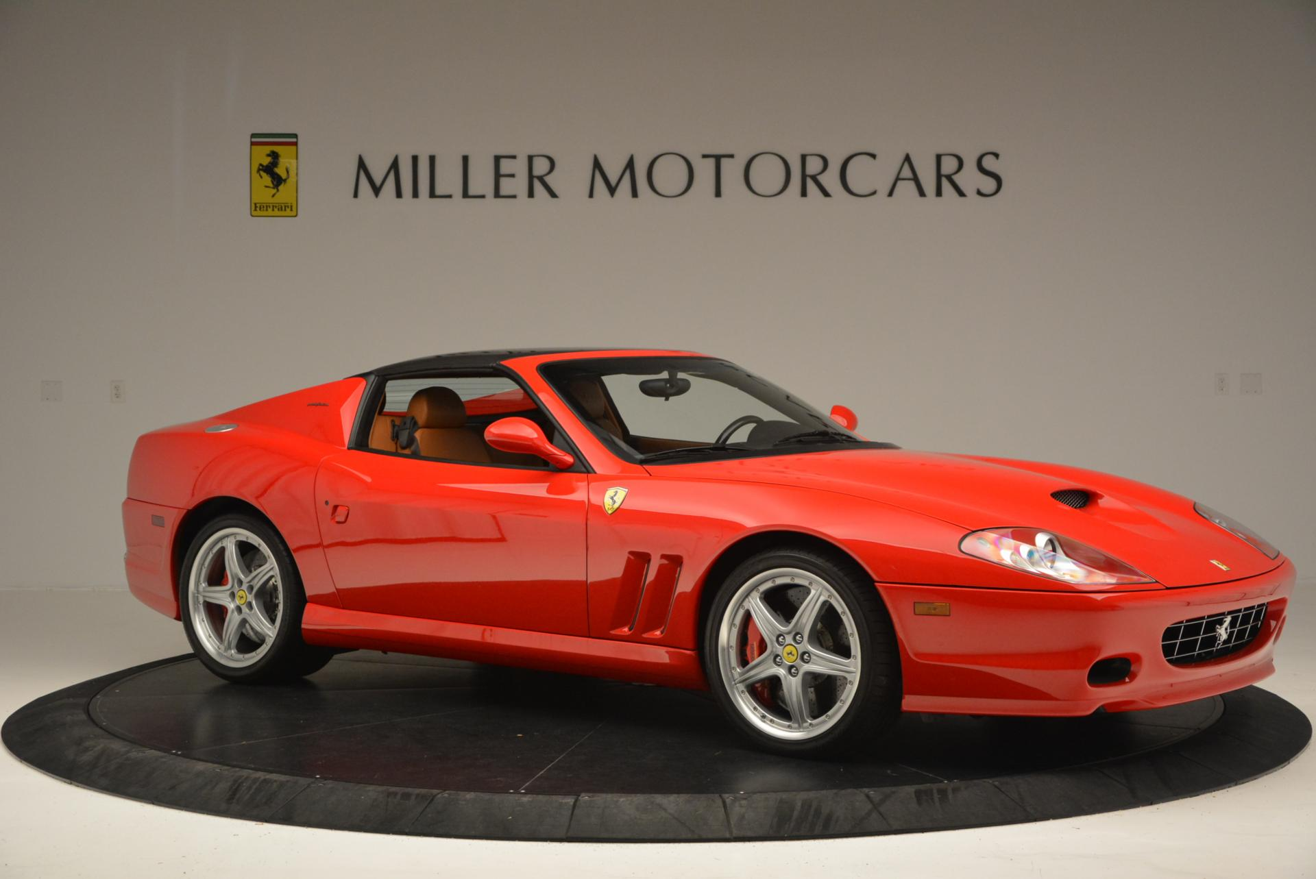 Used 2005 Ferrari Superamerica  For Sale 0 In Greenwich, CT