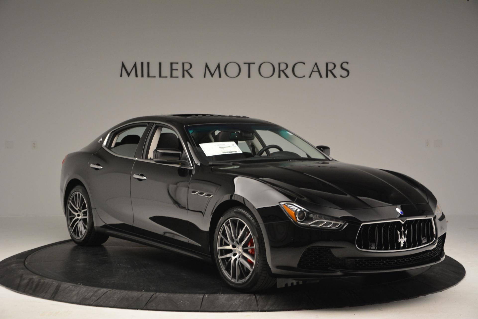 Used 2016 Maserati Ghibli S Q4 For Sale 0 In Greenwich, CT