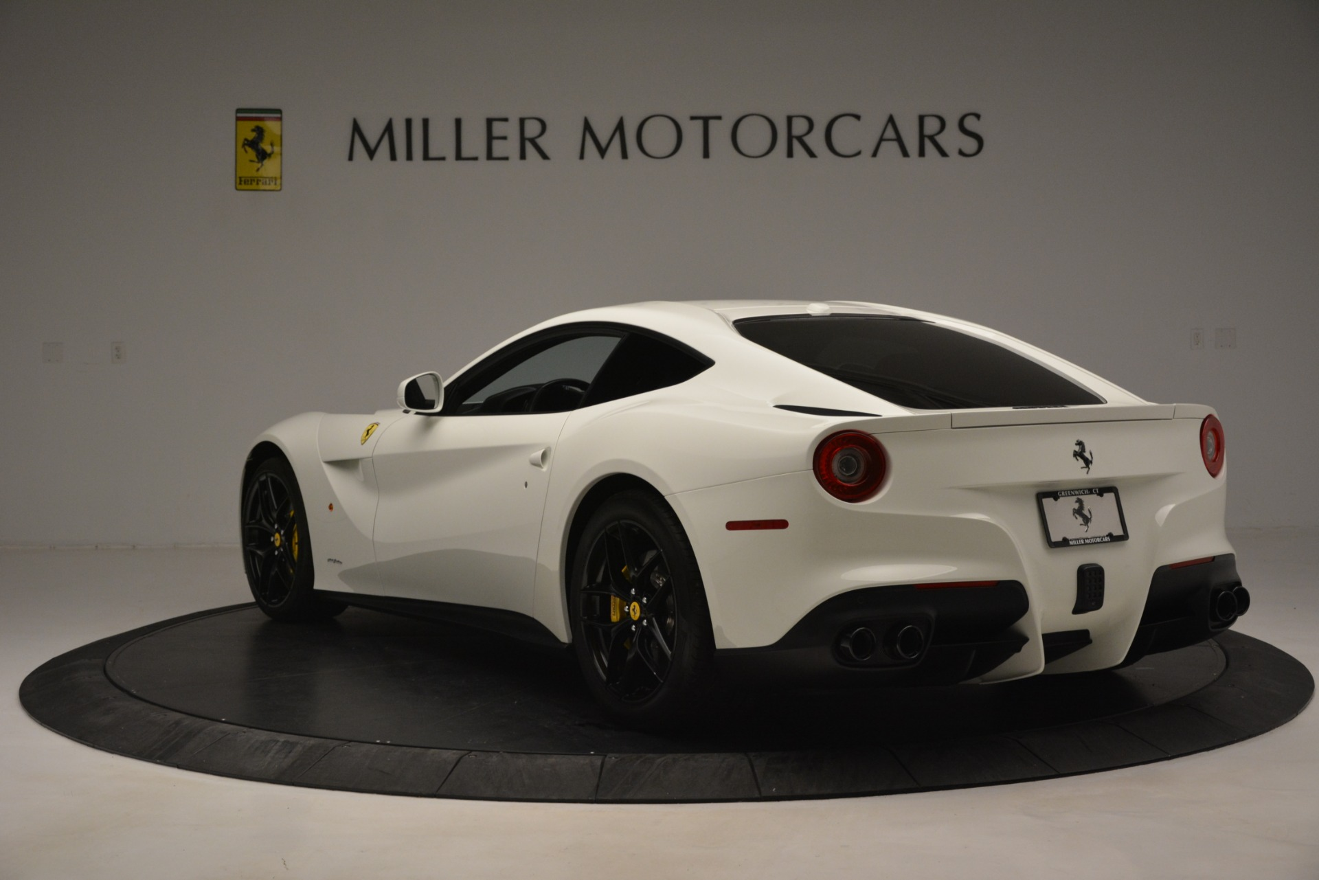 Used 2015 Ferrari F12 Berlinetta  For Sale 249900 In Greenwich, CT